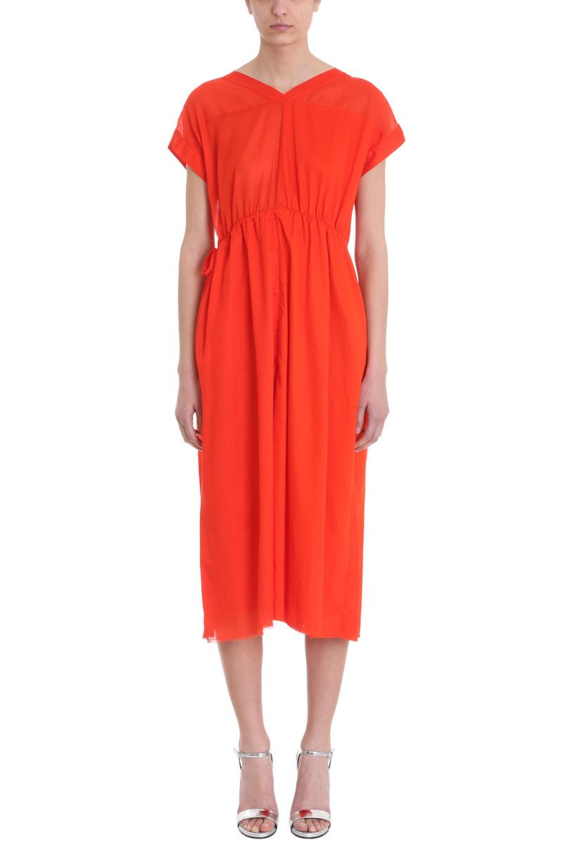 loose fit dress - Red Mauro Grifoni 2018 Newest Online 2018 Newest View F8eZQ6K