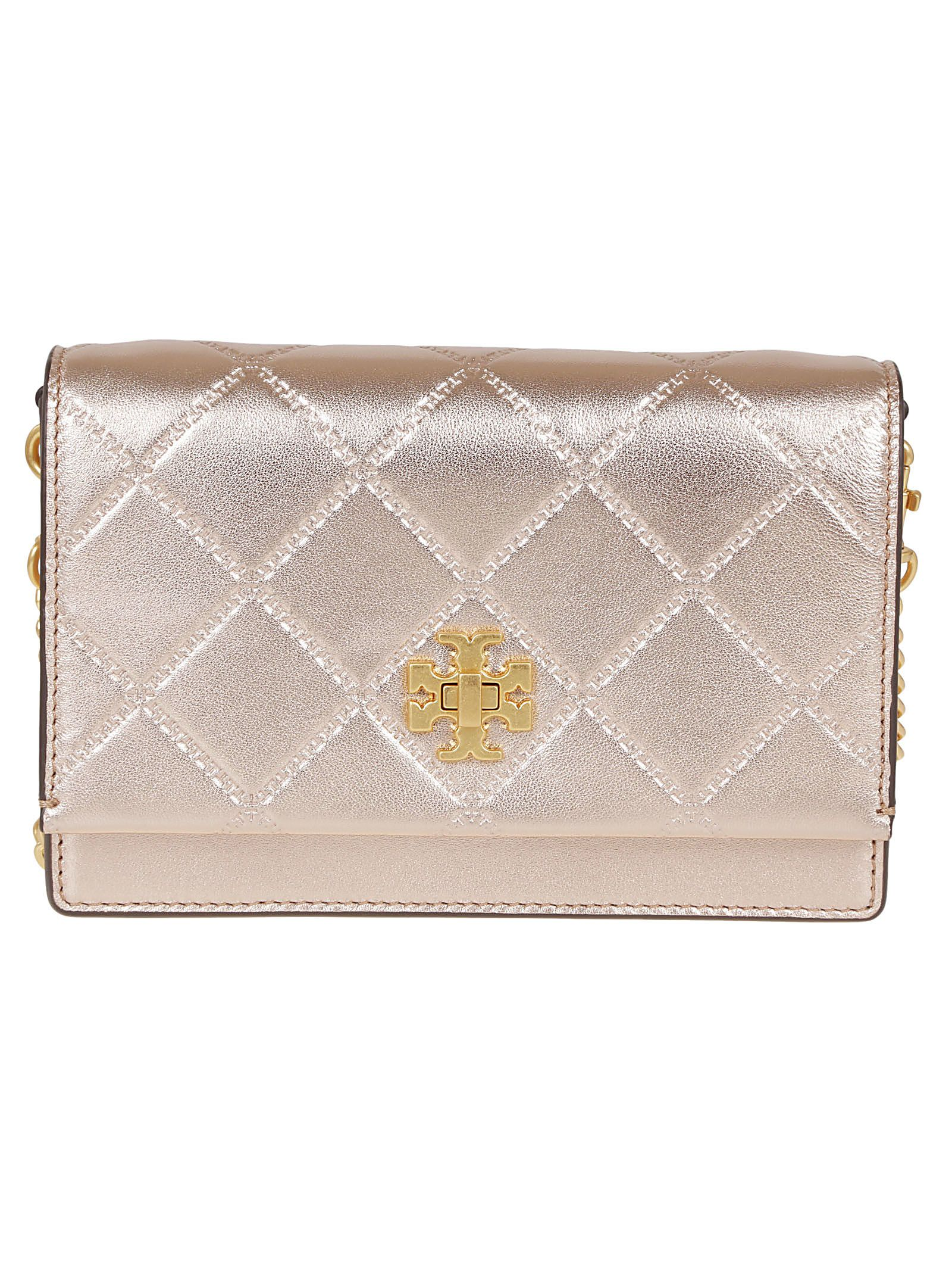 Georgia Mini Shoulder Bag in Rosa