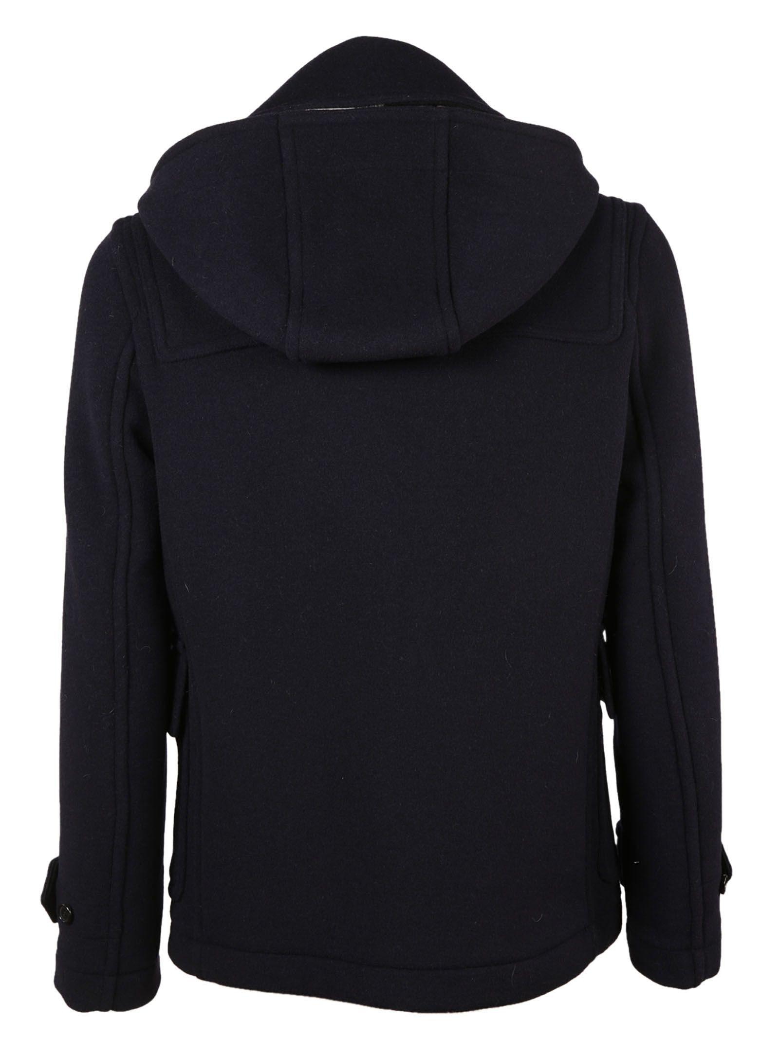burberry hoodie mens white