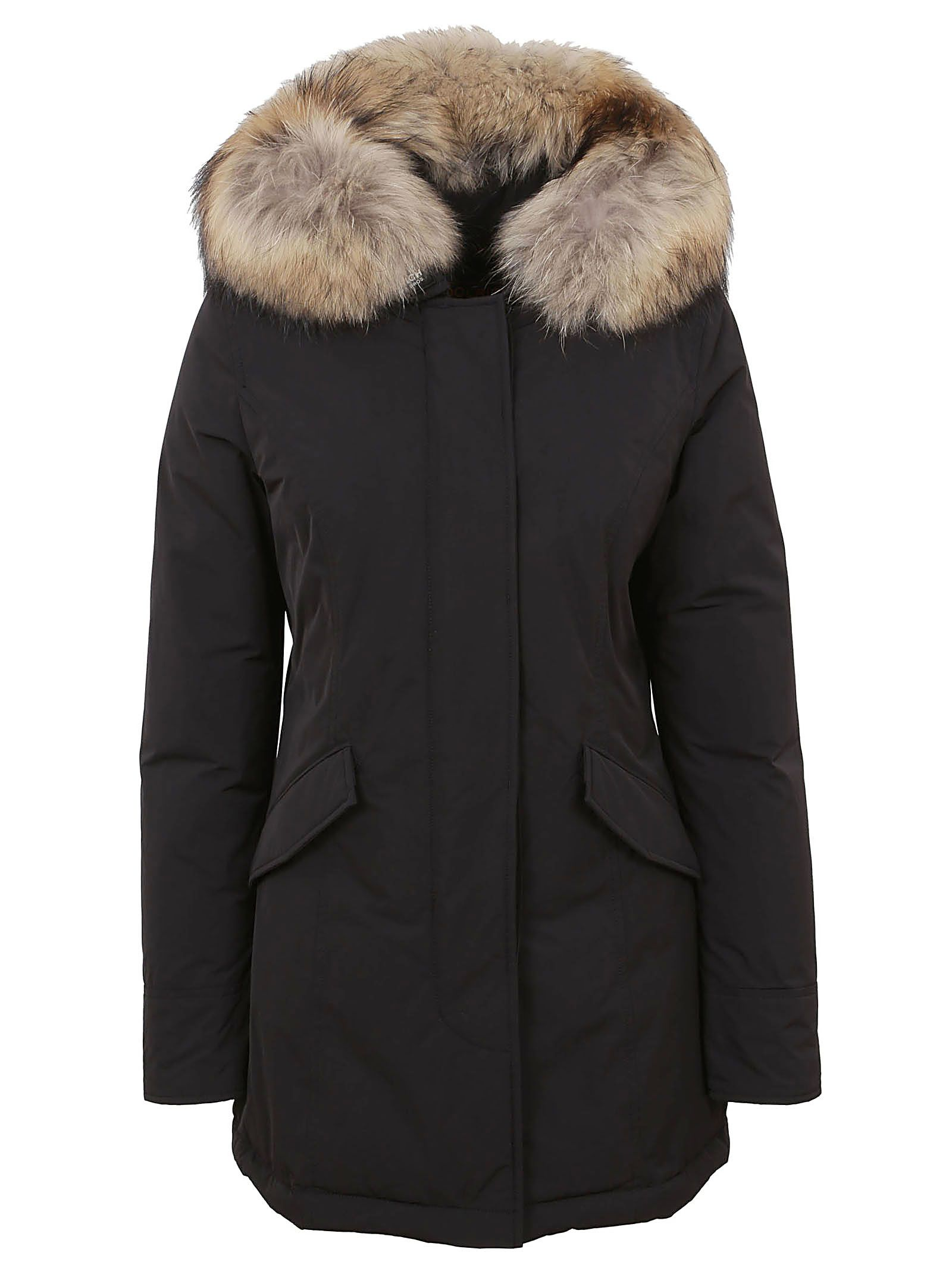 Woolrich Furs PADDED PARKA