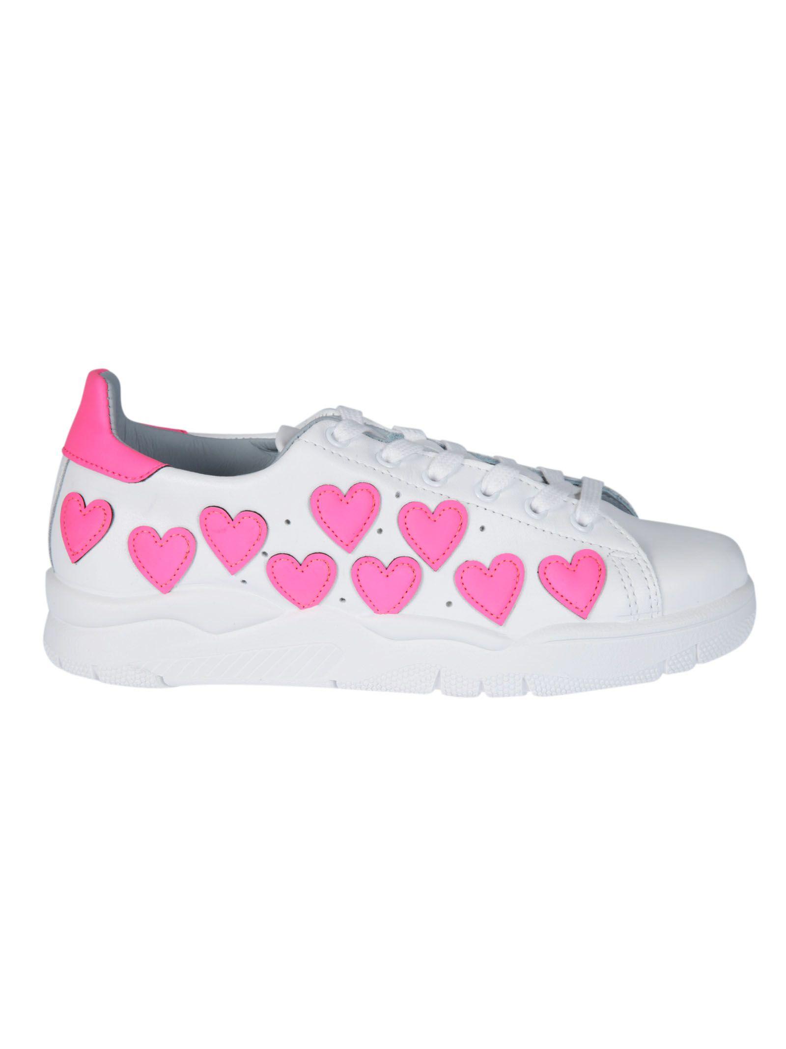 Chiara Ferragni Printed Sneakers