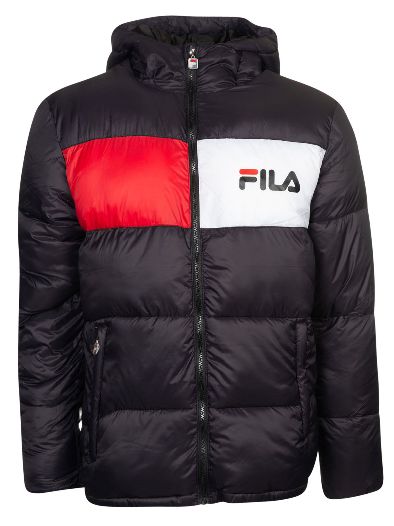 fila -  Hooded Puffer Jacket