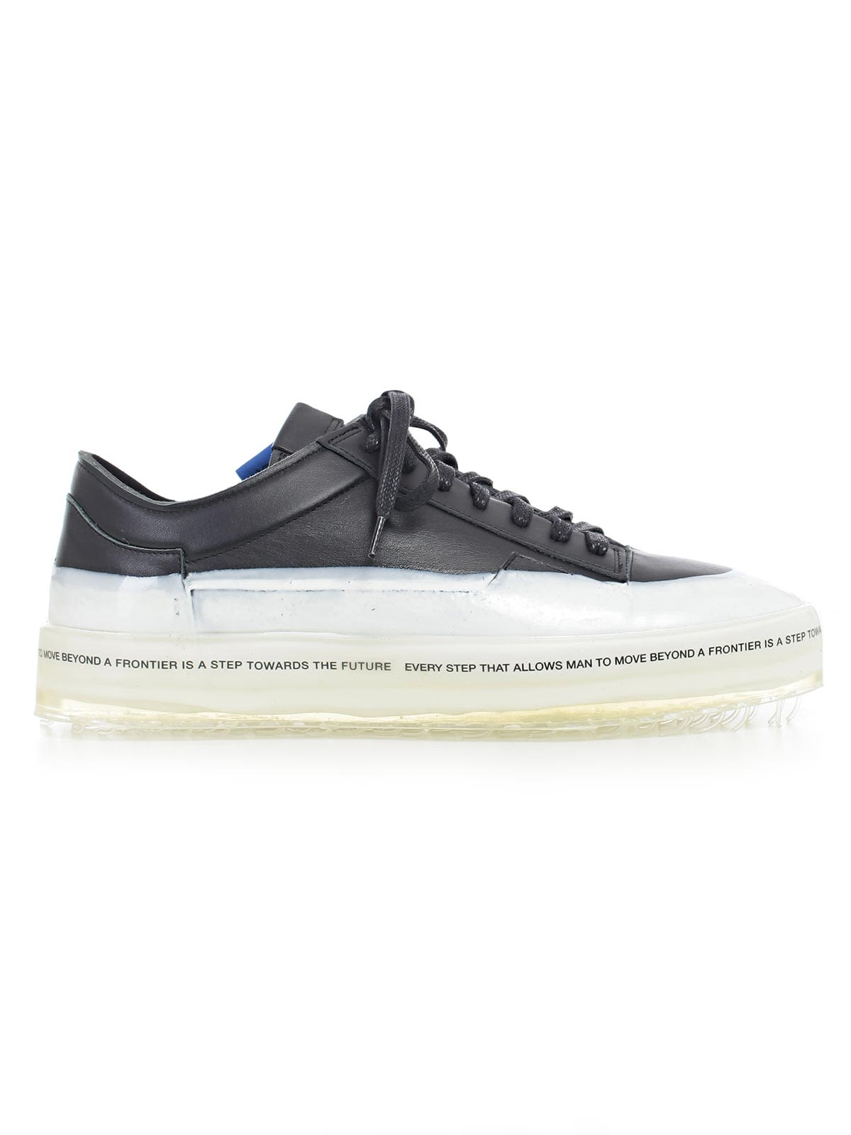 OXS RUBBER SOUL Oxs Rubber Soul Classic Sneakers in Black