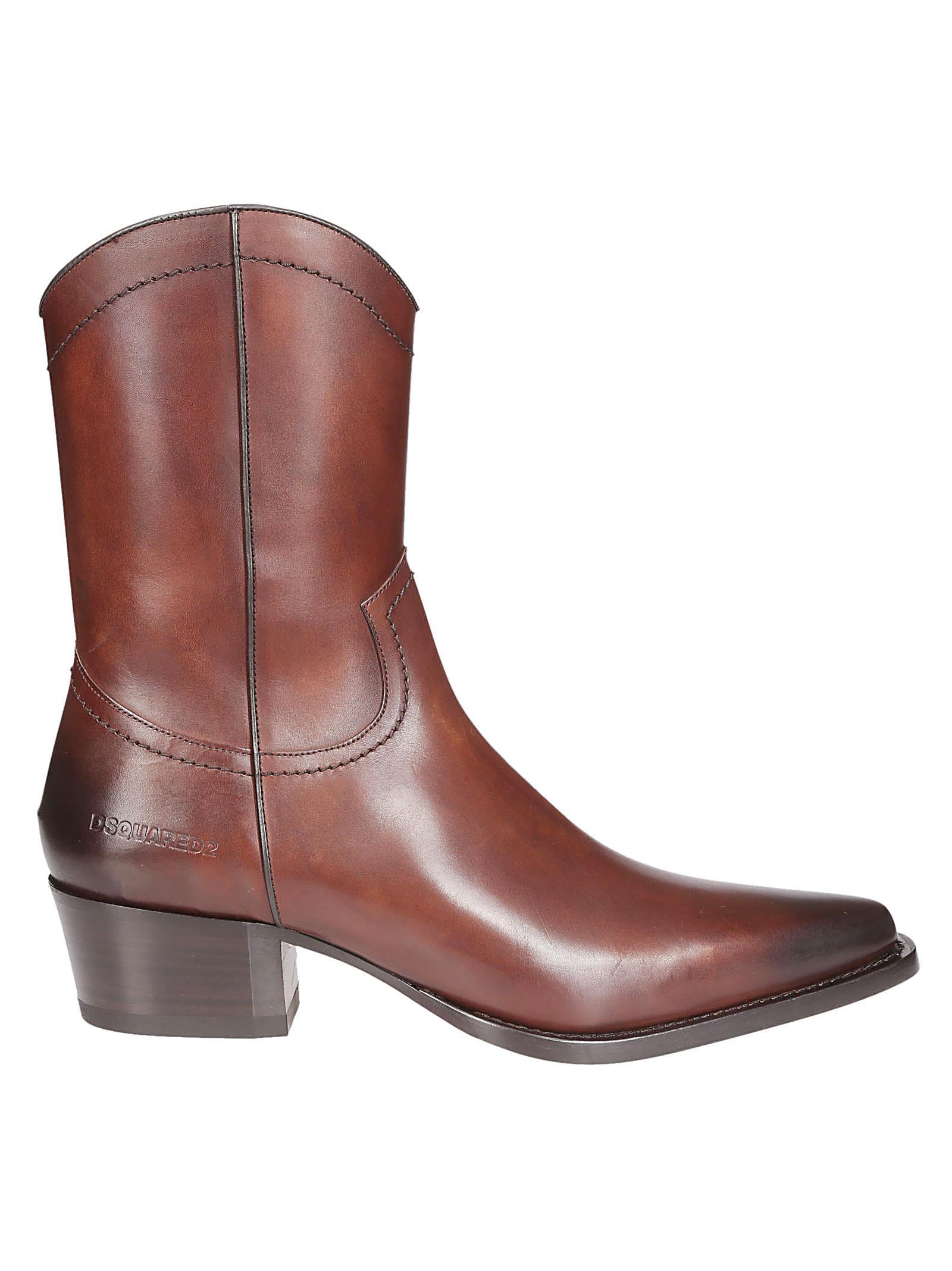 Dsquared2 Hippie Cowboy Arizona Boots