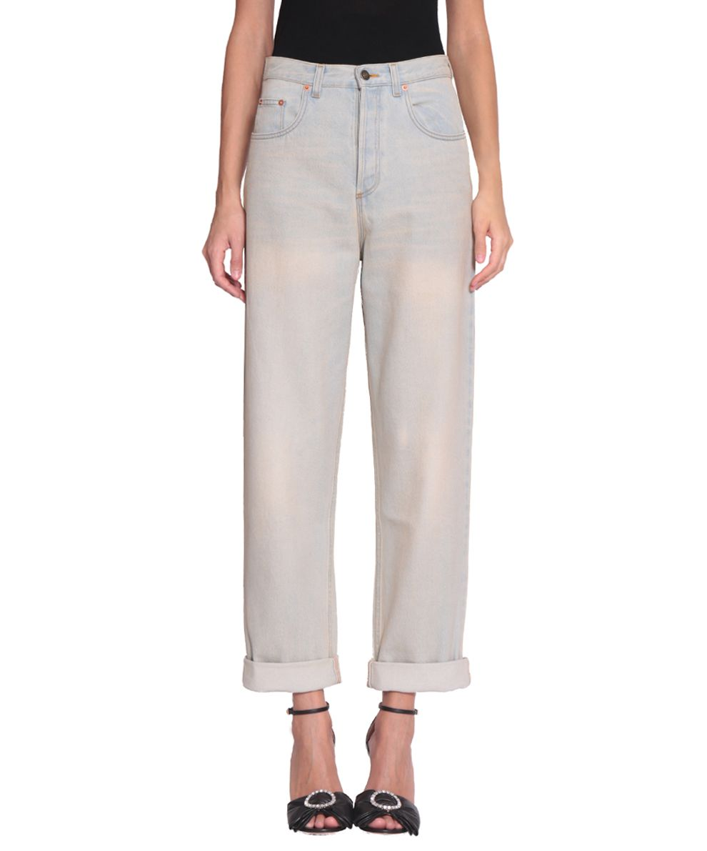 Gucci Stone Washed Denim Jeans 10507372
