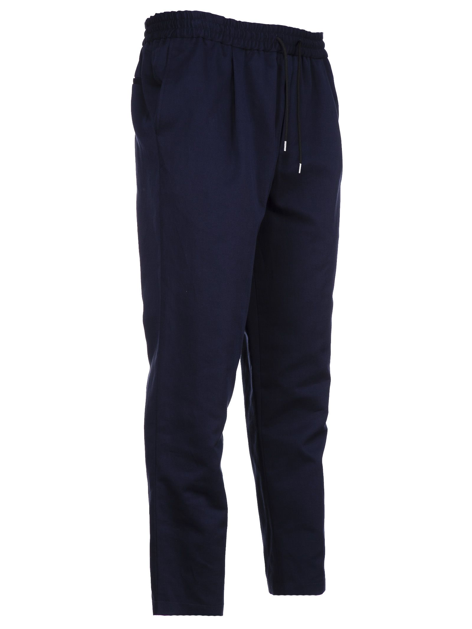 tailored track pants - Blue Alexander McQueen Outlet How Much Buy Cheap Perfect nEW4ZPaGnE