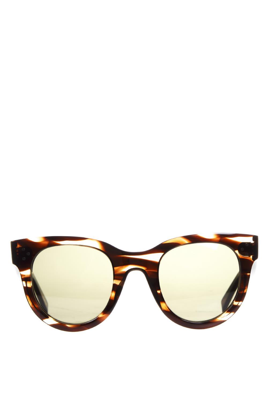 03aa565f868 Celine Cat Eye Sunglasses In Acetate In Havana