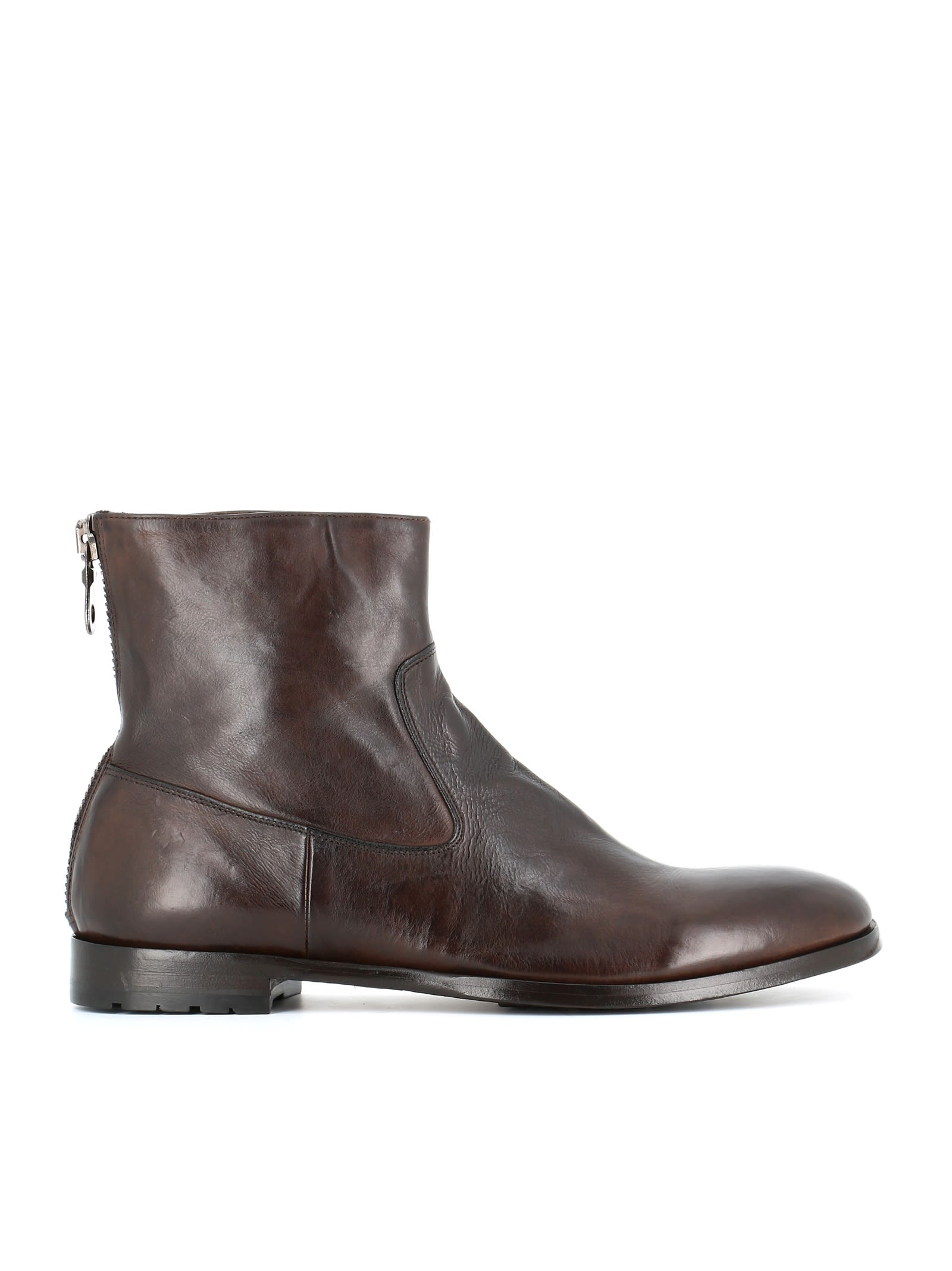 "STURLINI Ankle Boot ""Ar-6607"" in Brown"