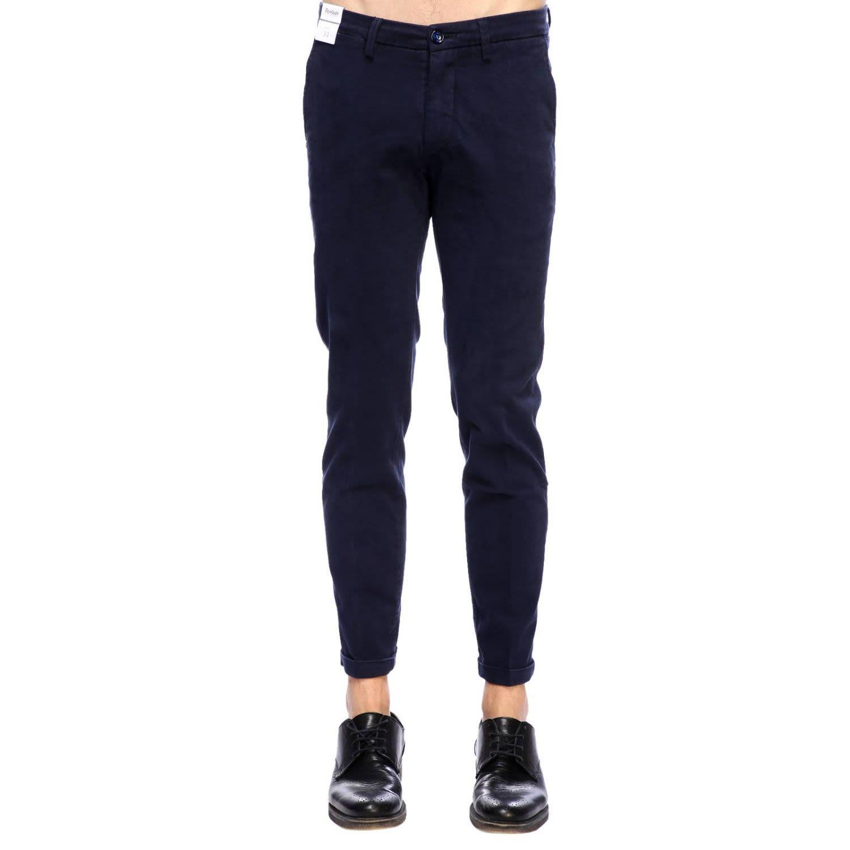 RE-HASH Re-Hash Pants Pants Men Re-Hash in Navy