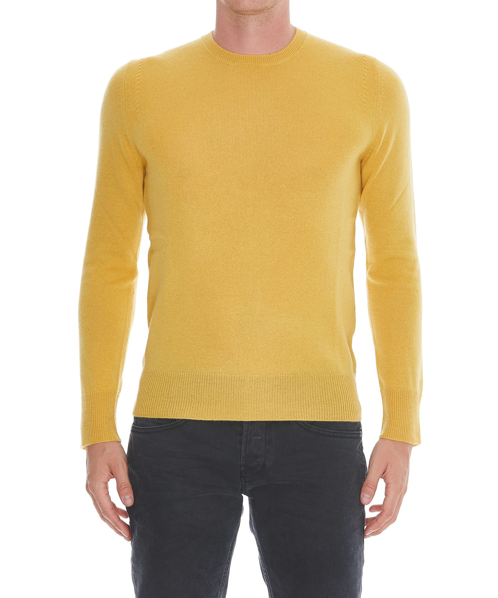 HŌSIO Sweater in Yellow
