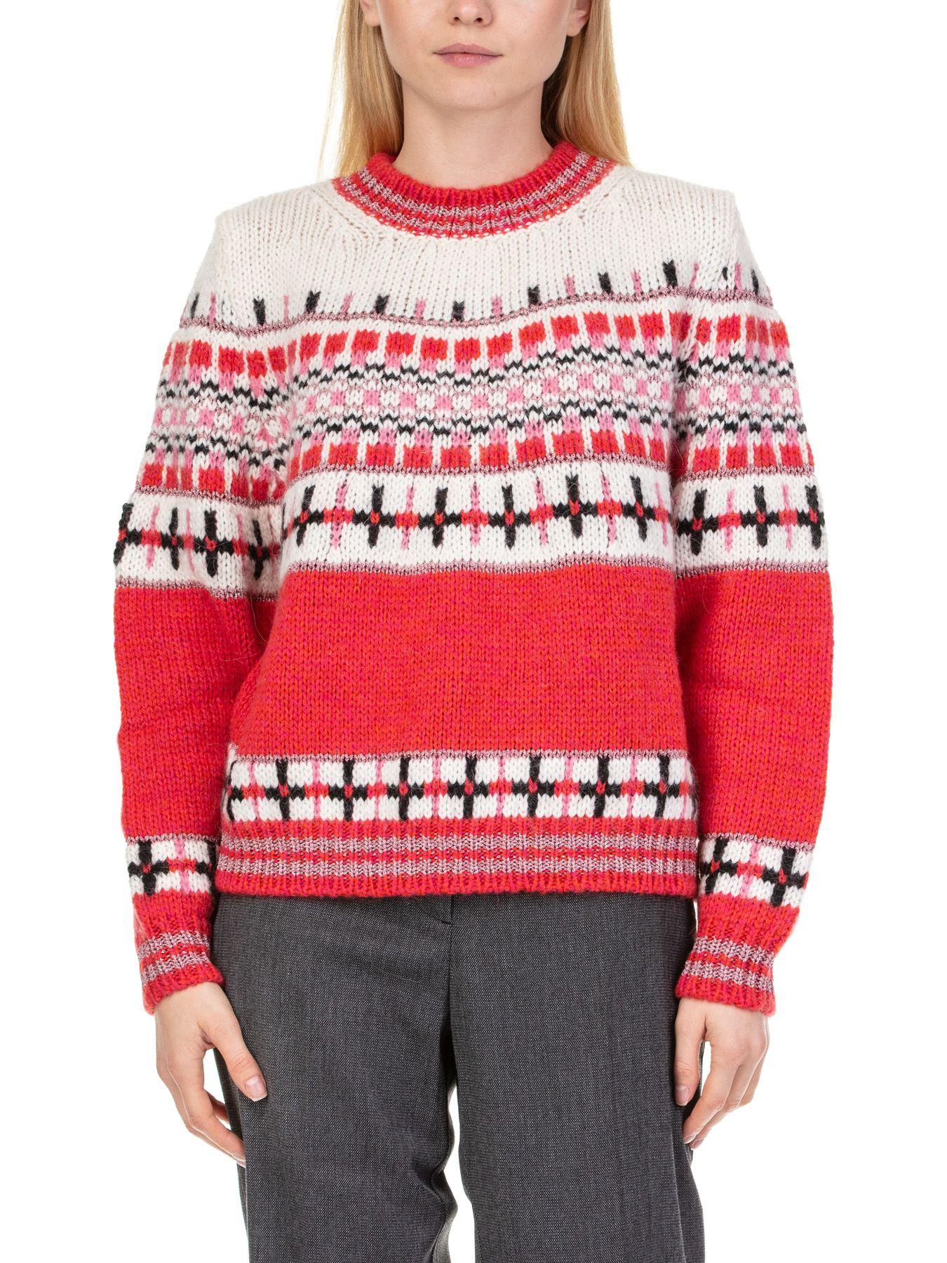 essentiel - Rochers Jacquard Sweater