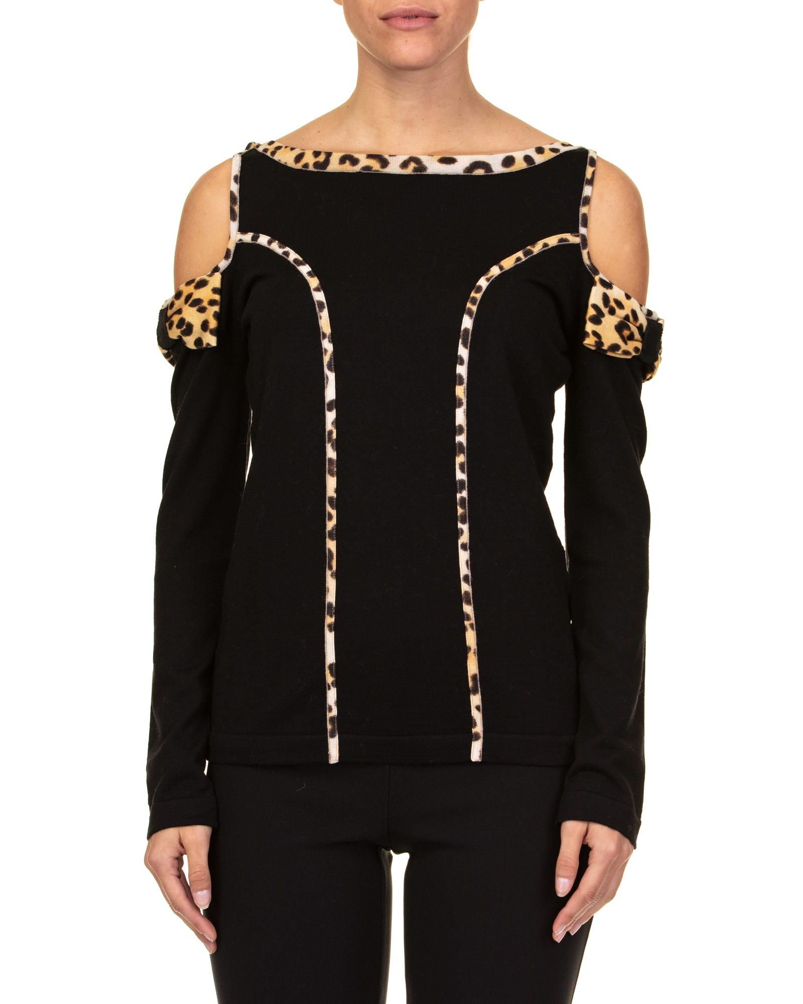 Blumarine VIRGIN WOOL SWEATER