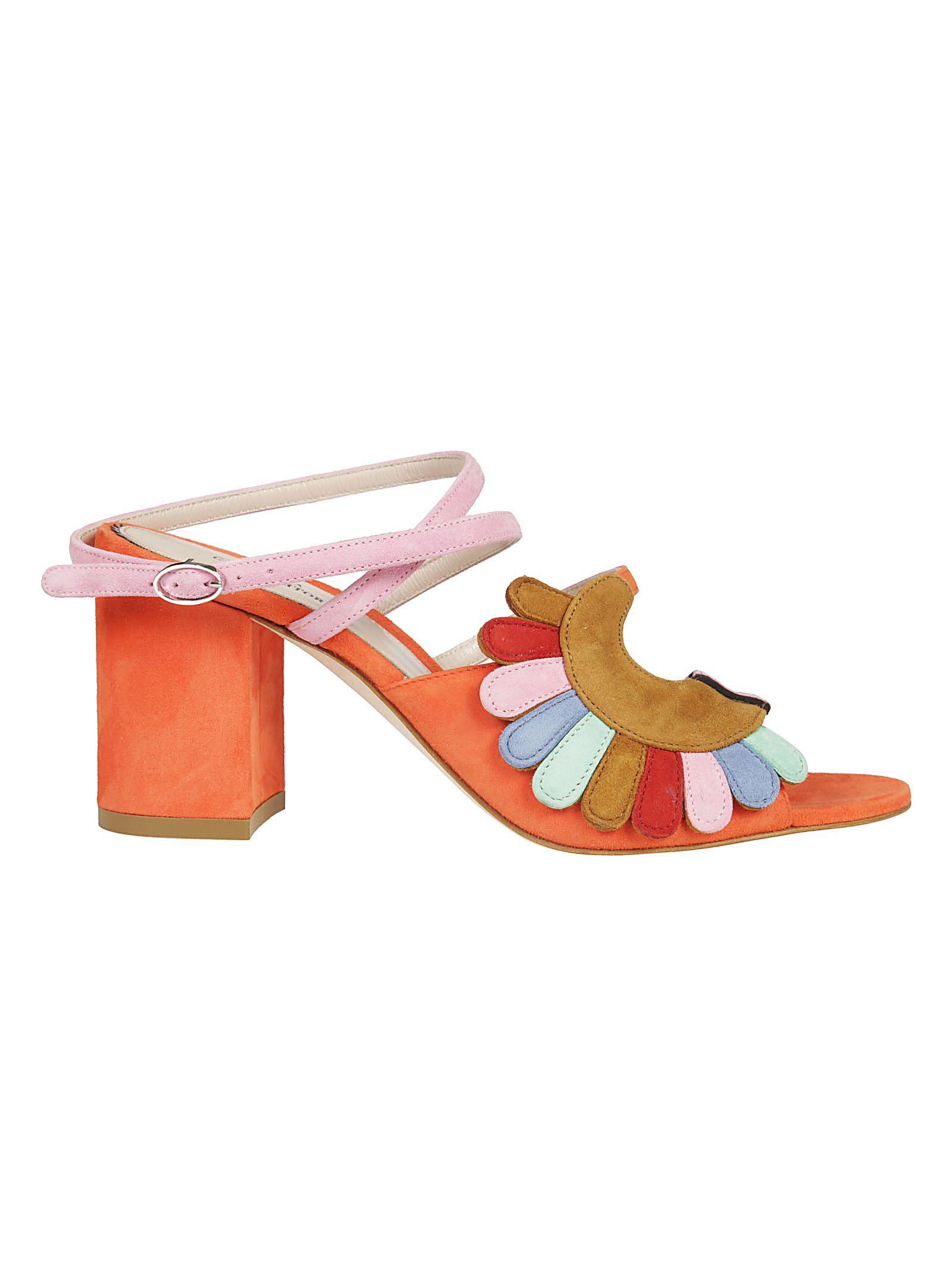 PAULA CADEMARTORI Classic Sandals Clearance Top Quality Sale Pictures zNXsais