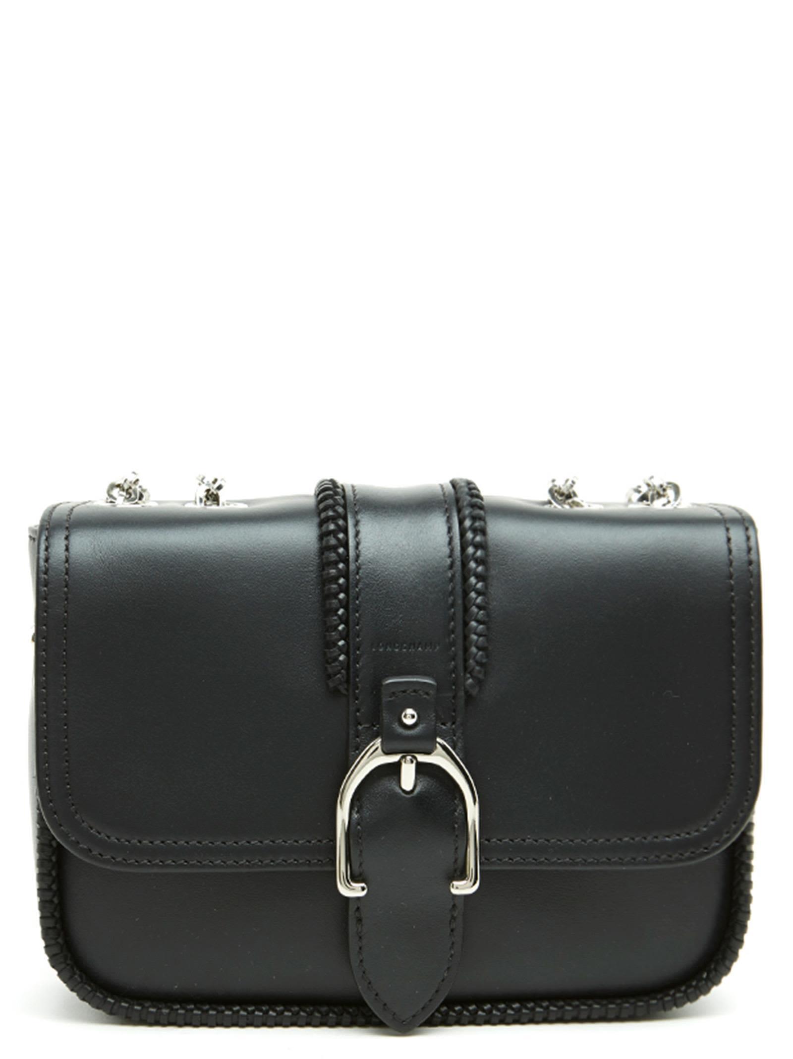 1642a0ab3fb9 Longchamp  Amazone  Bag In Black