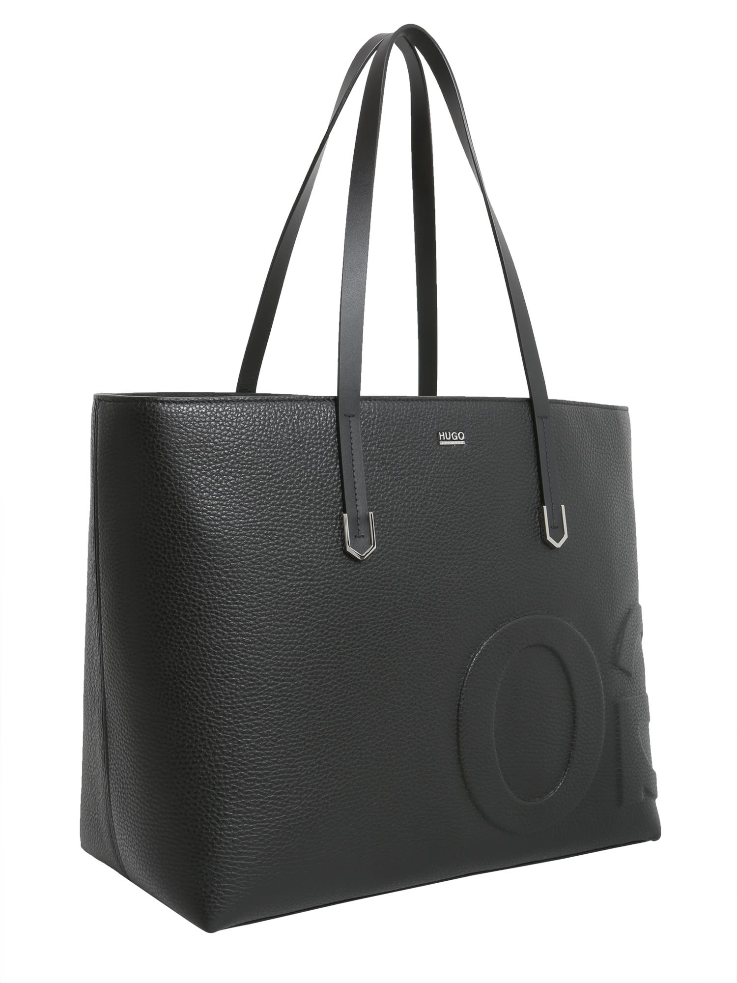 Hugo Boss Nadalia H Tote Bag Nero 7698685 Italist