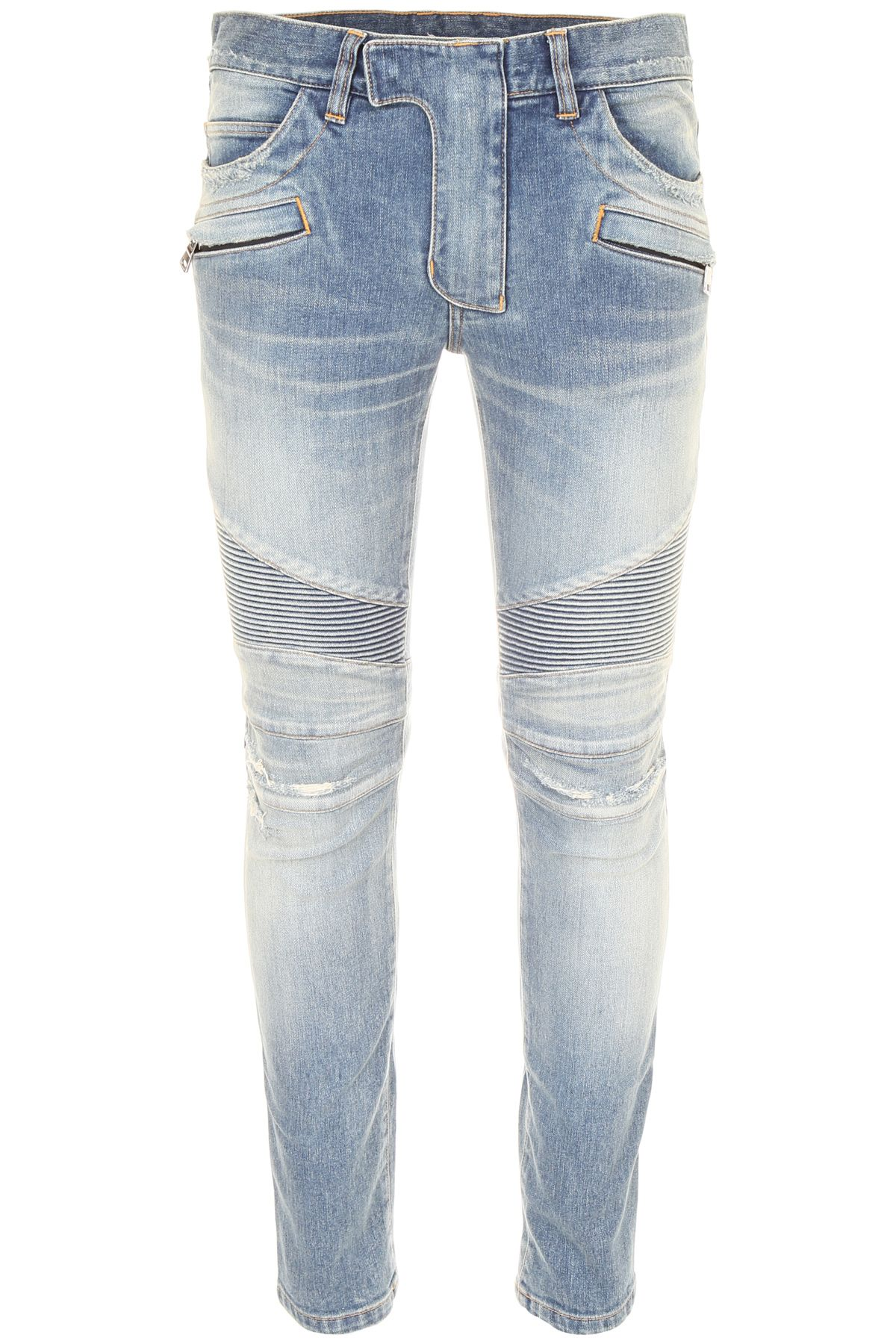 Stretch Biker Jeans 10498099