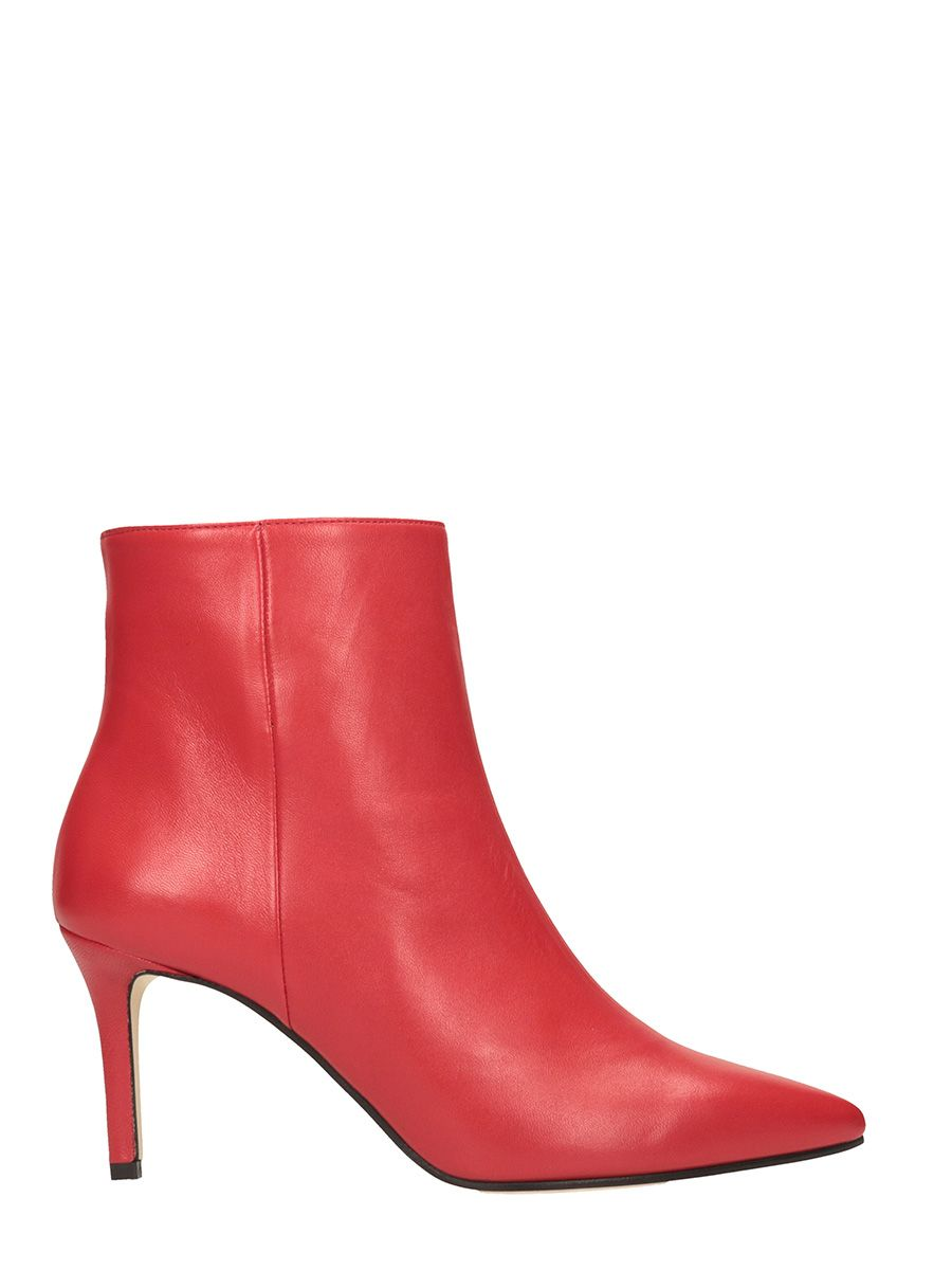 heeled pointed toe boots - Red Marc Ellis Low Shipping Sale Online Discount For Nice kYXViPXmn