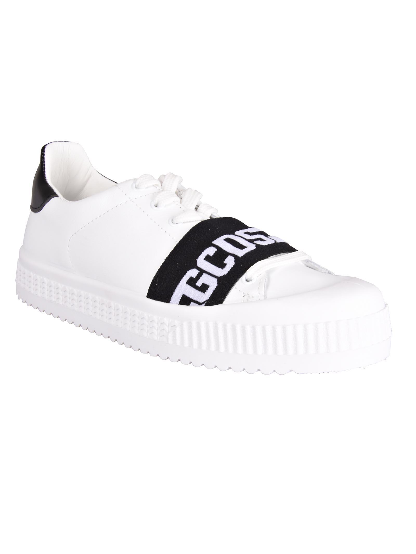 GCDS Logo Sneakers - Black GCDS Logo Sneakers - Black ... c62ab75dd82ab