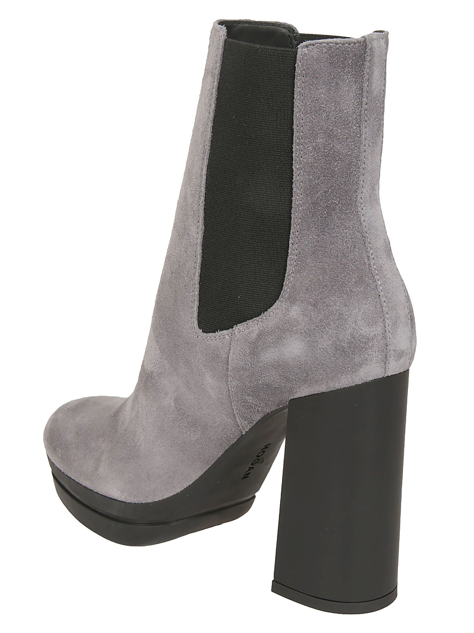 9f65e87105 italist | Best price in the market for Hogan Hogan Chelsea Ankle ...