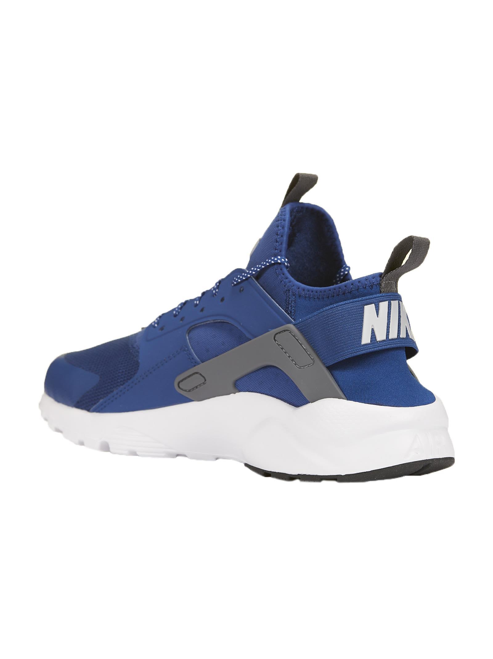 low priced bea1e 1d9a3 ... Nike Air Huarache Run Ultra Sneakers - Blu bianco