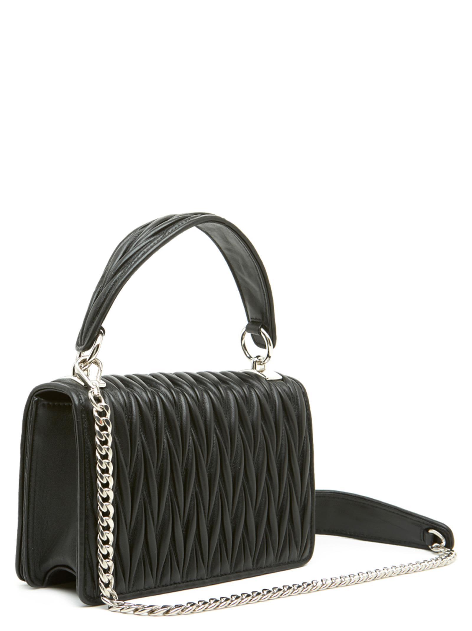 c1af51df452 Miu Miu Bag - Black Miu Miu Bag - Black ...