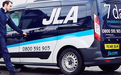 About JLA