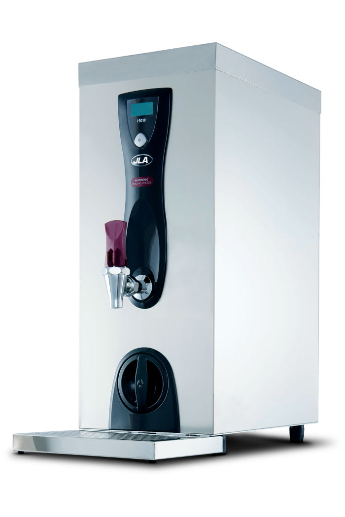 Commercial beverage machines