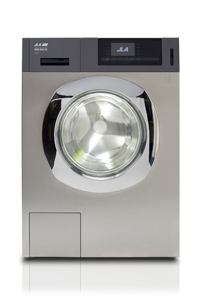 Commercial Laundry Equipment: JLA 8P Washing Machine