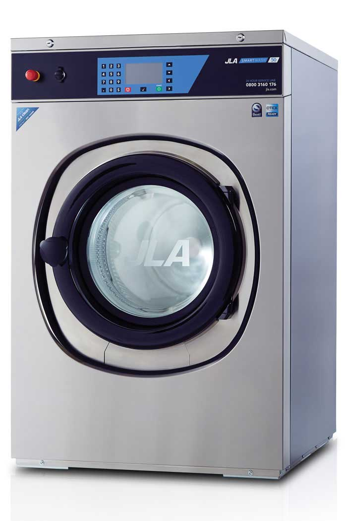 Commercial Laundry Equipment: JLA 50 SMART Wash Washing Machine