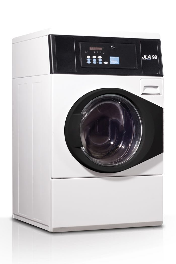 Commercial laundry equipment: Commercial washing machines