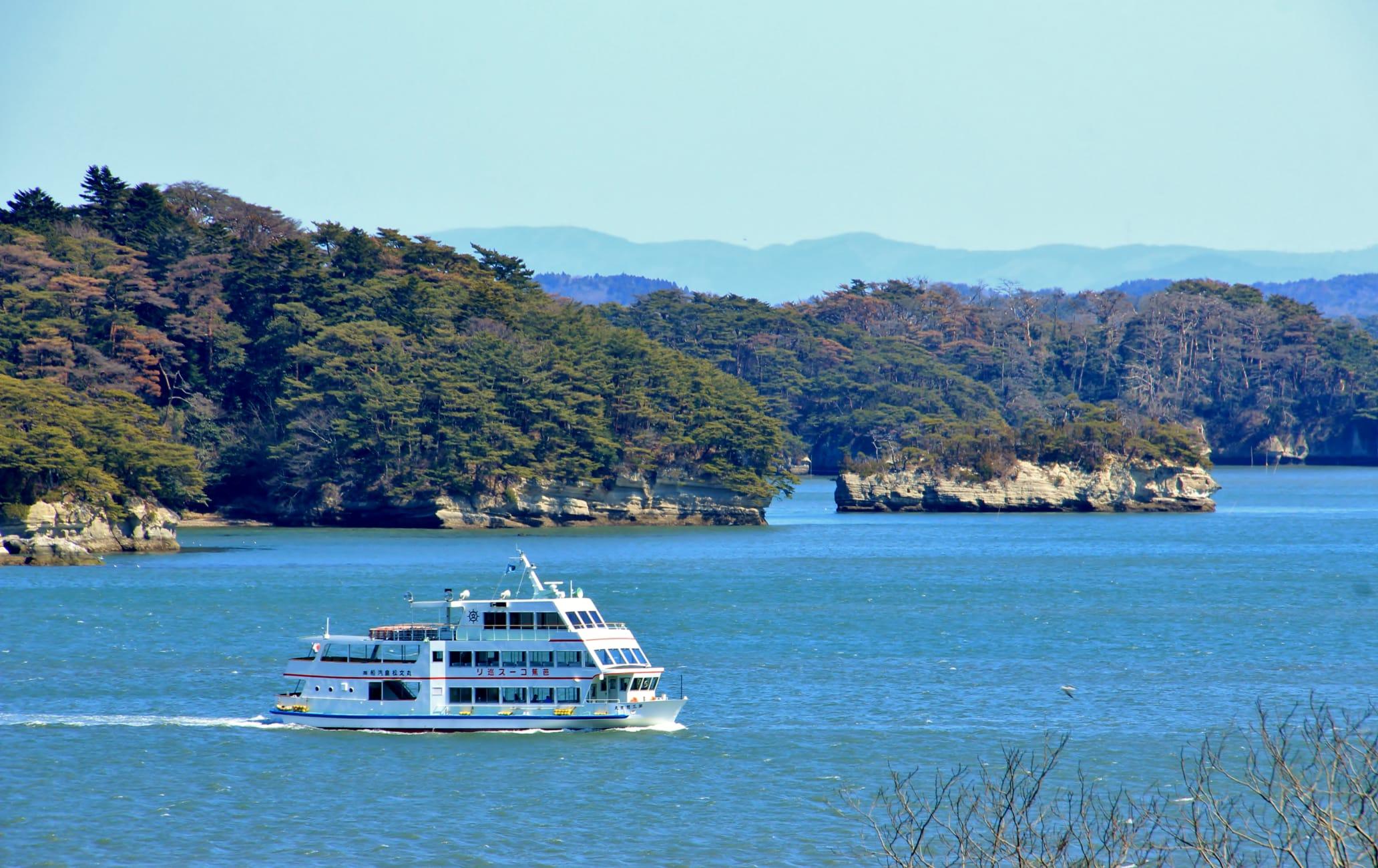 Matsushima Bay Cruises