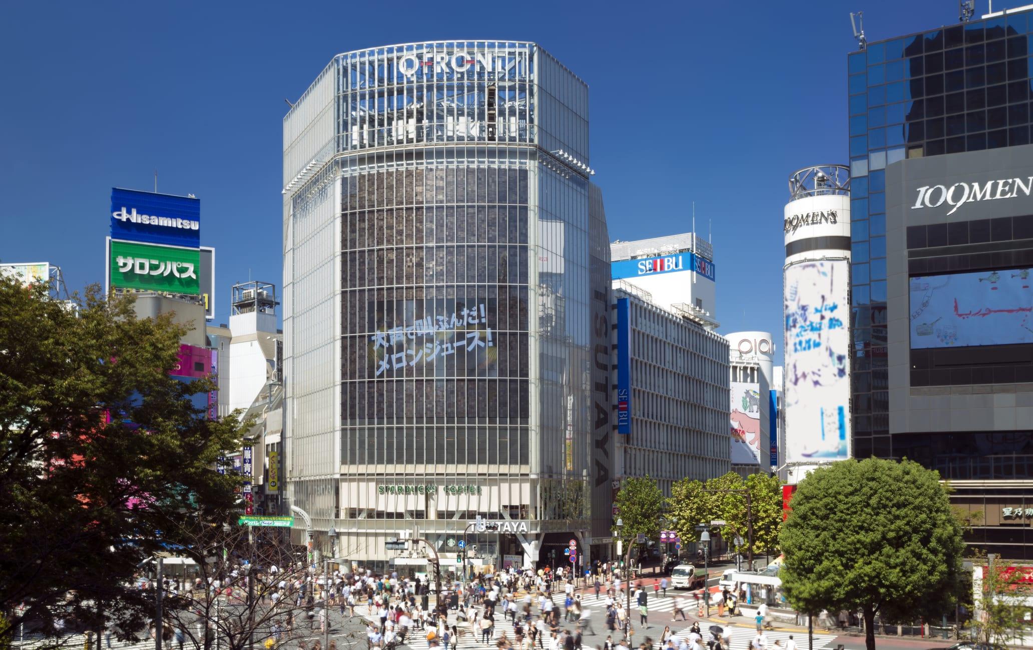 Shibuya Area