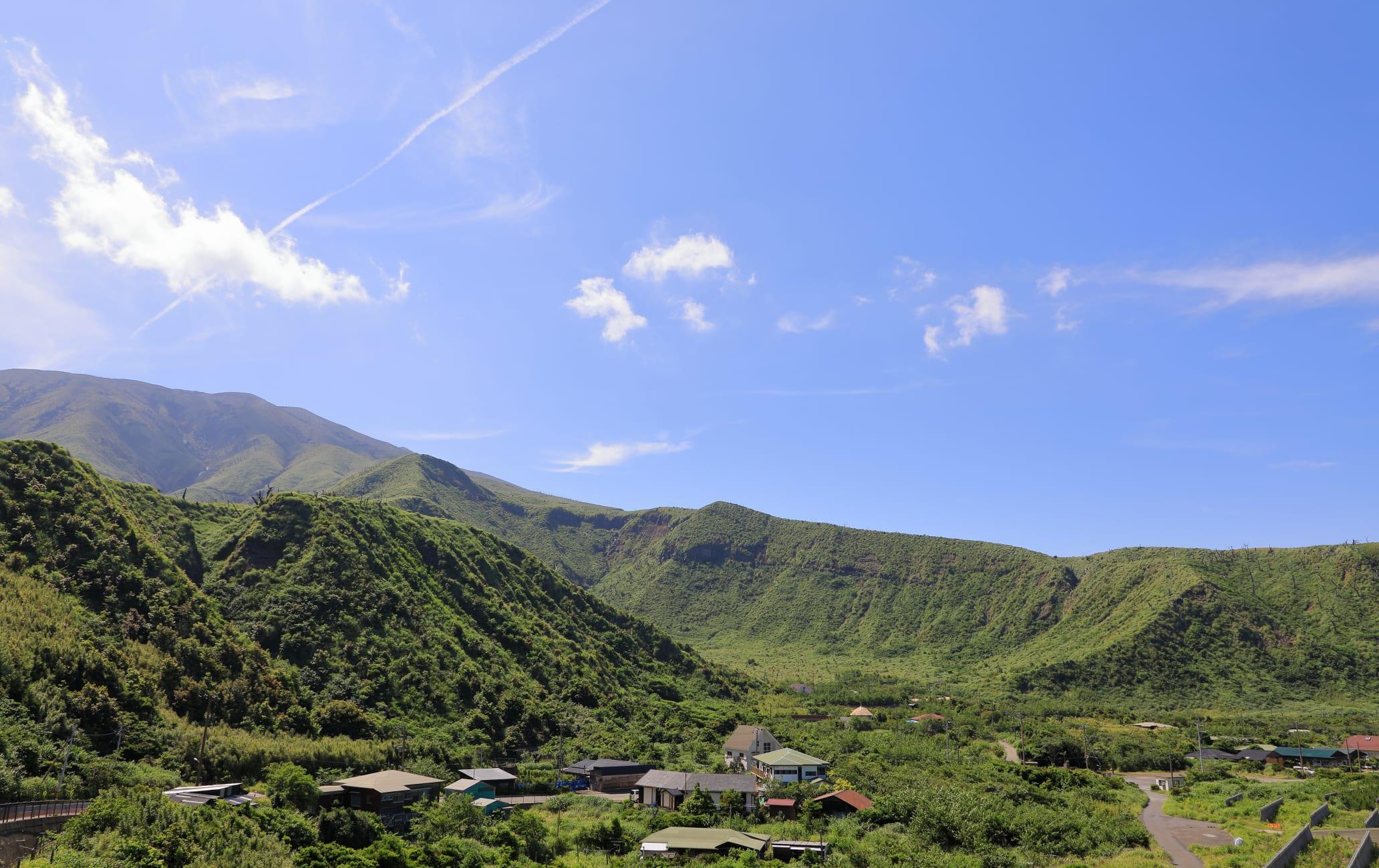 Miyake Island
