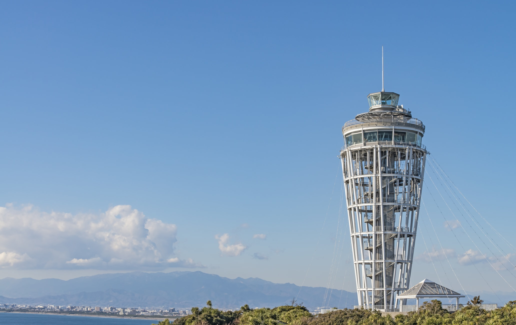 Enoshima Sea Candle