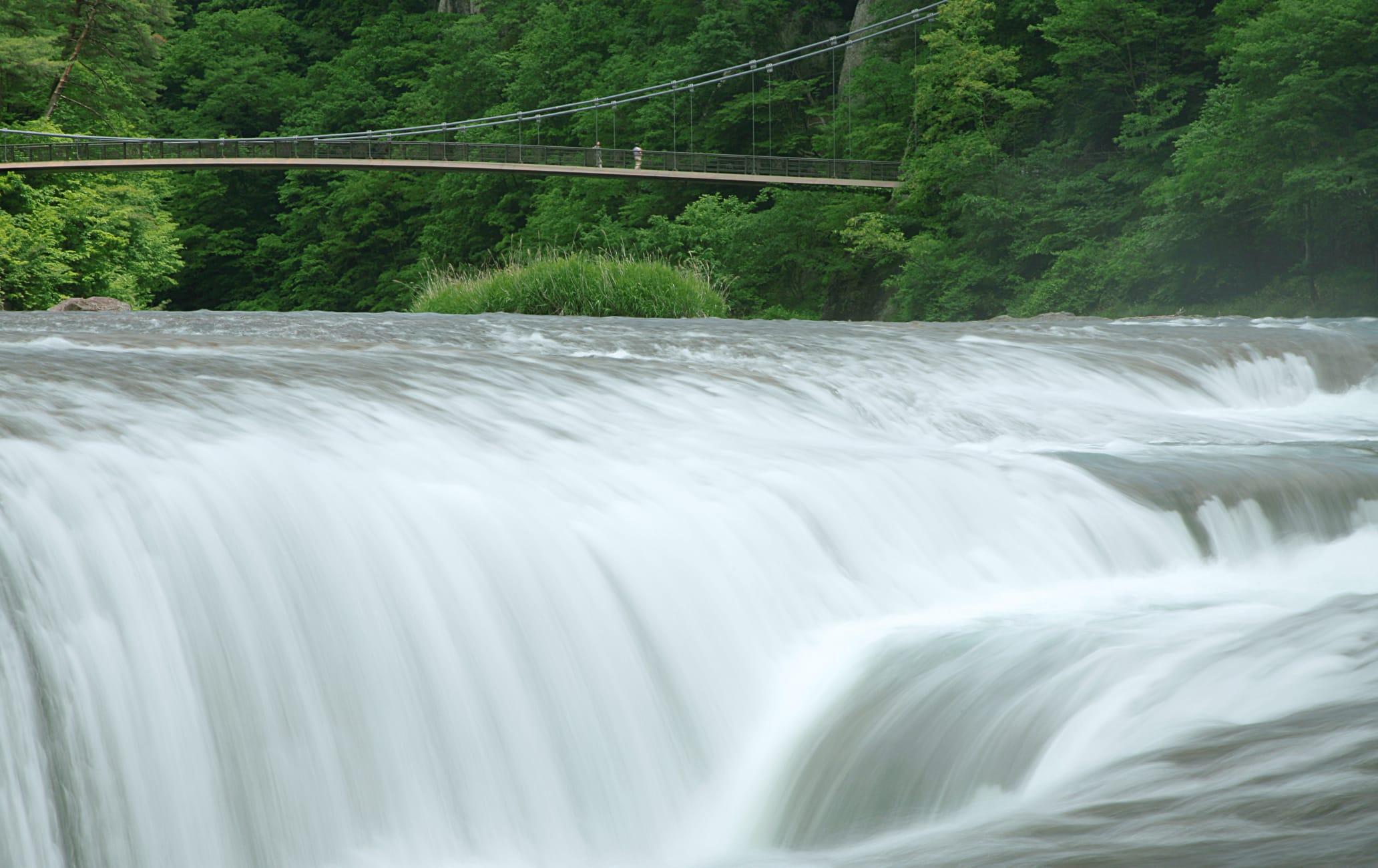 Fukiware no taki Falls