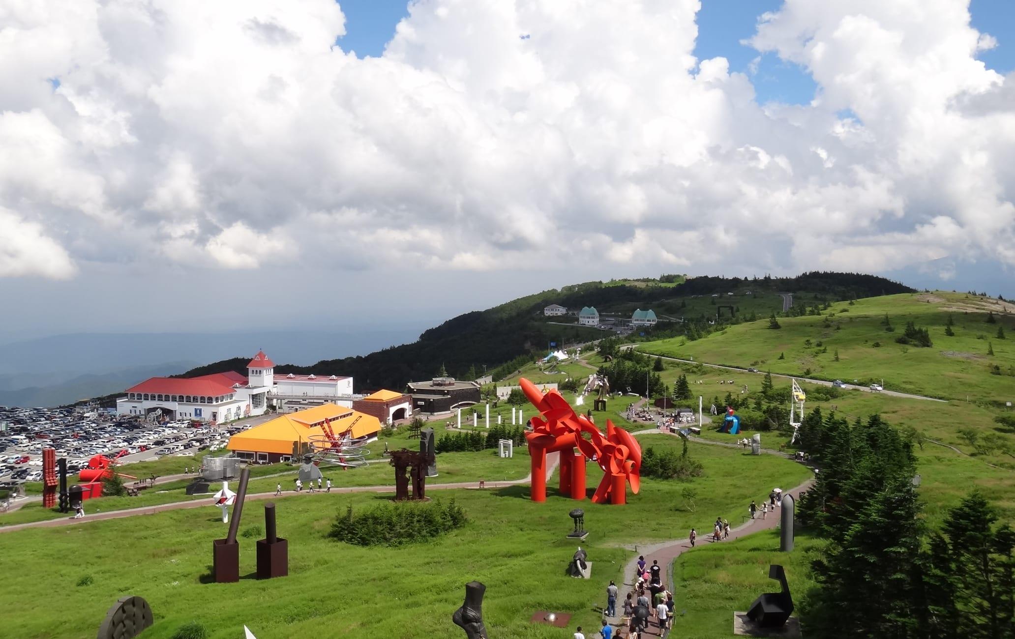 The Utsukushi-ga-Hara Open-Air Museum