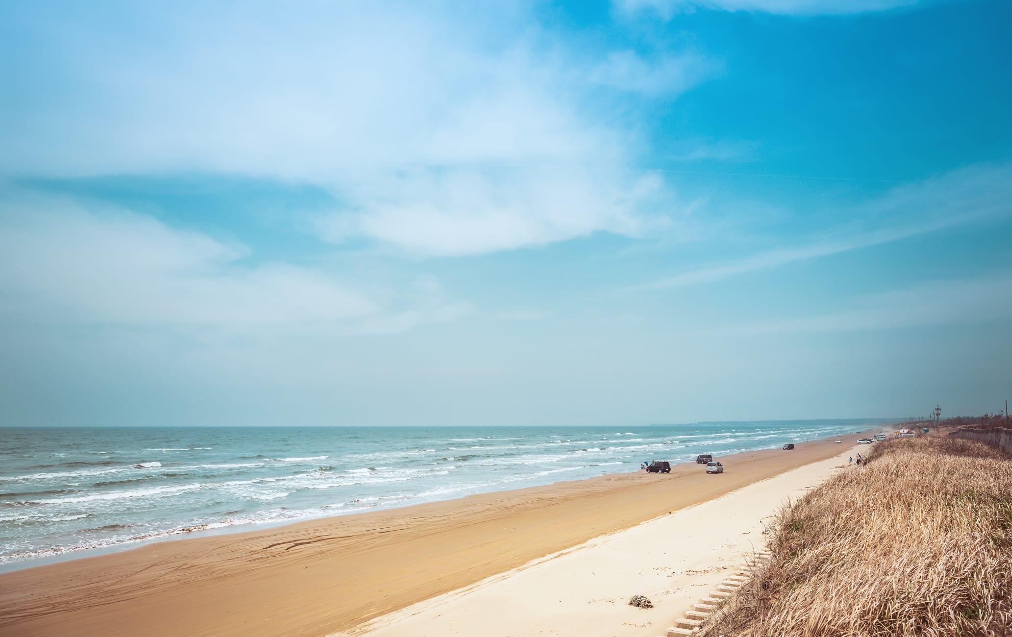 Chirihama Beach