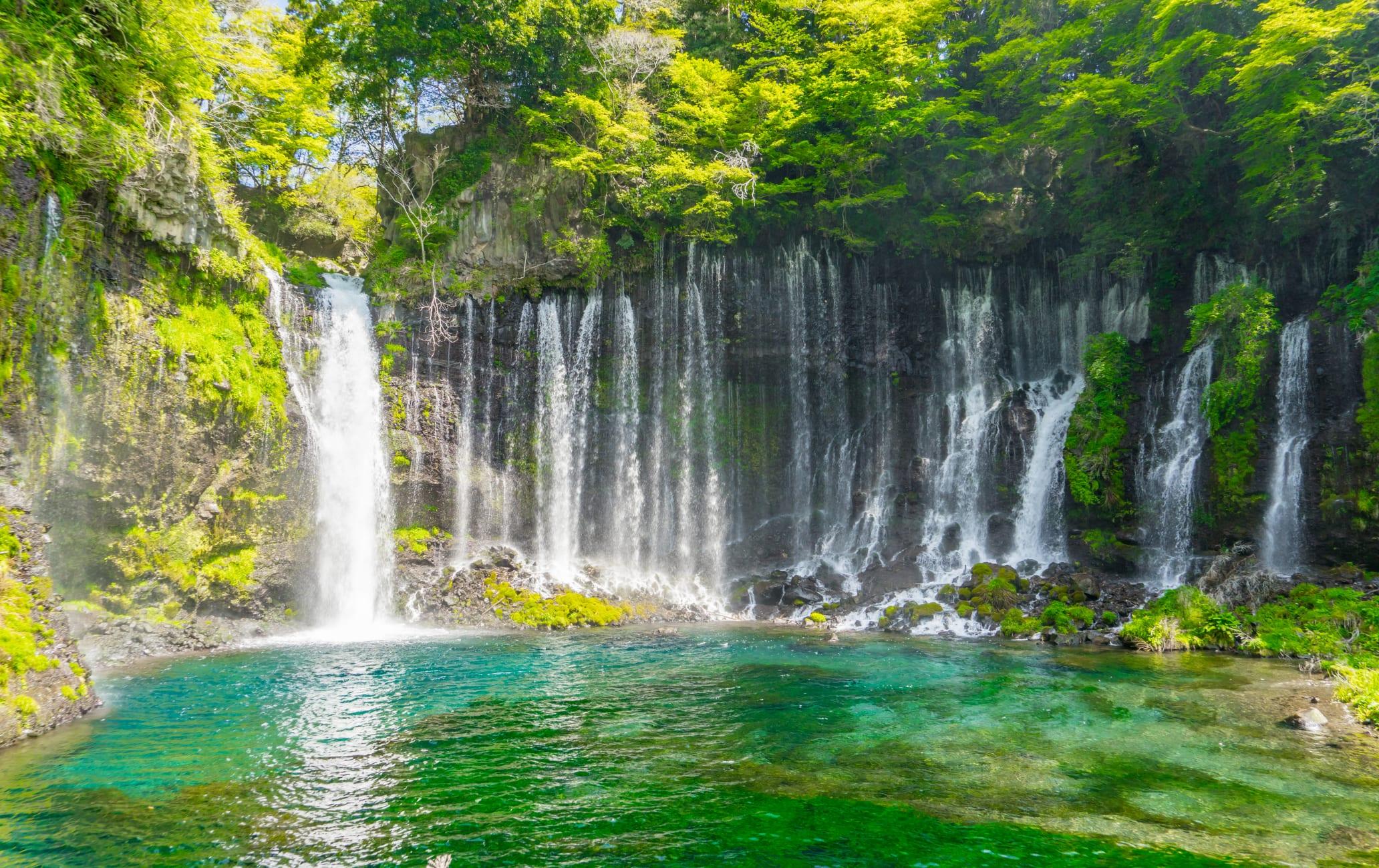 Shiraito Falls (Shizuoka)