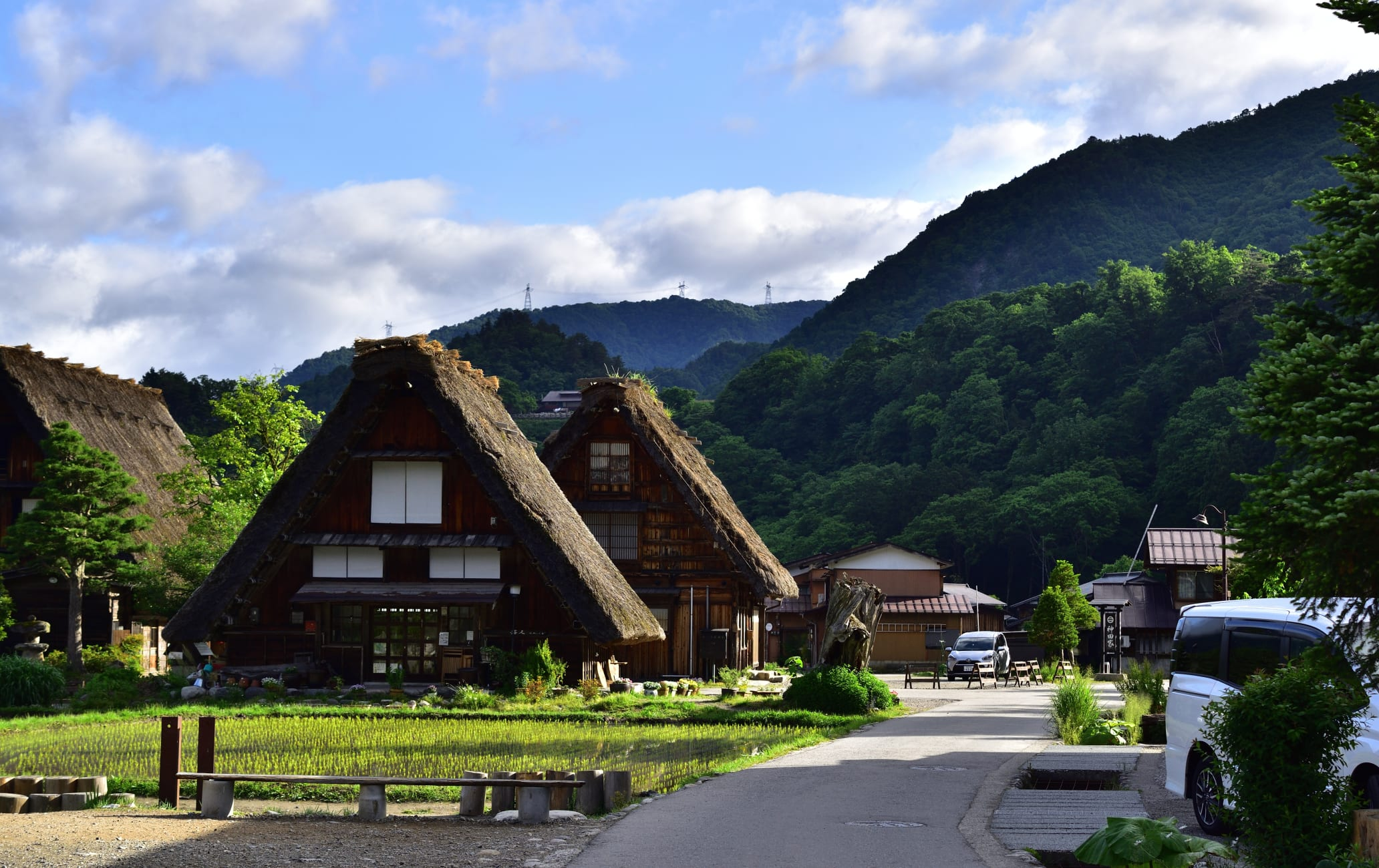 Shirakawa-go Area