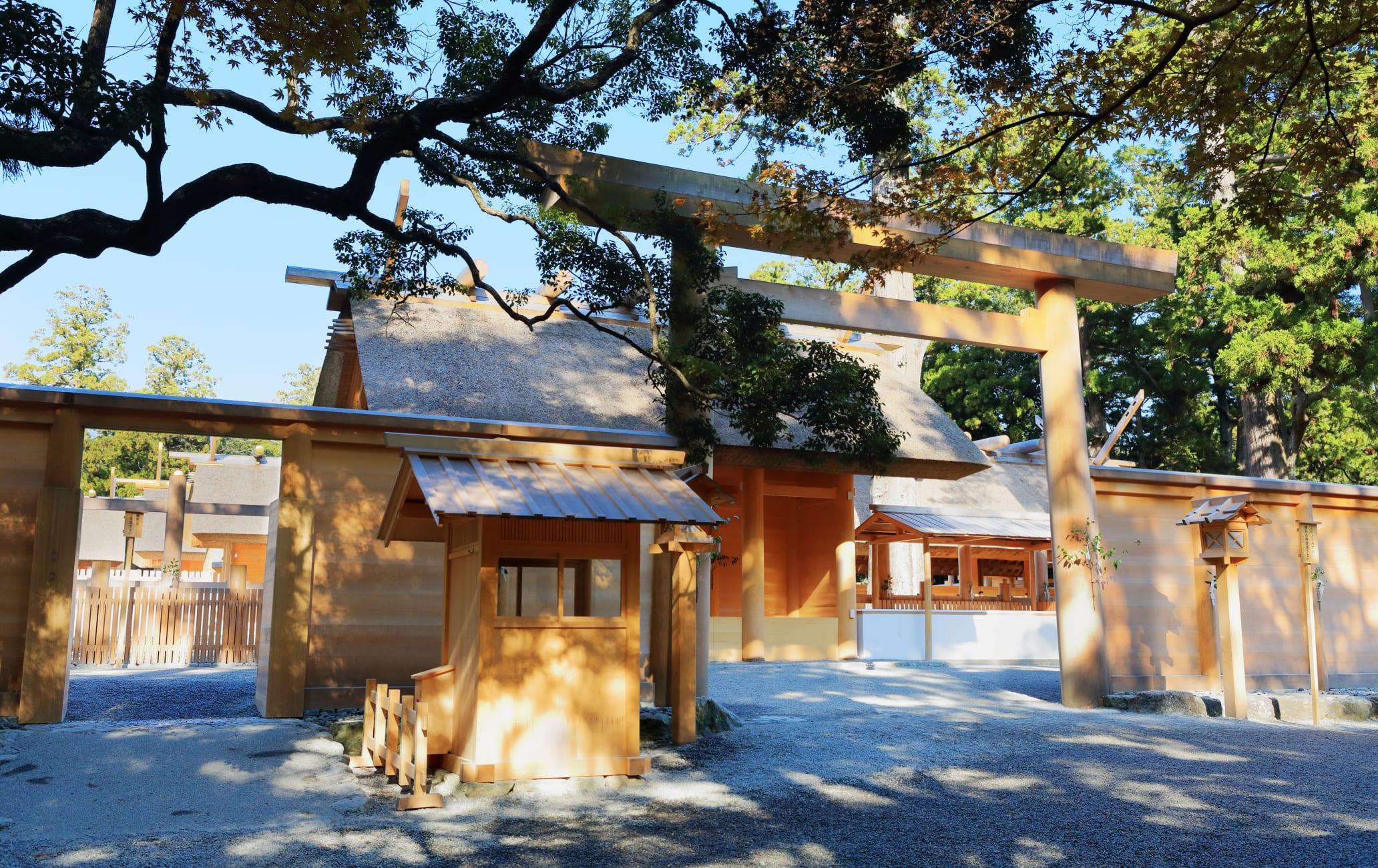 Ise-jingu Geku Shrine