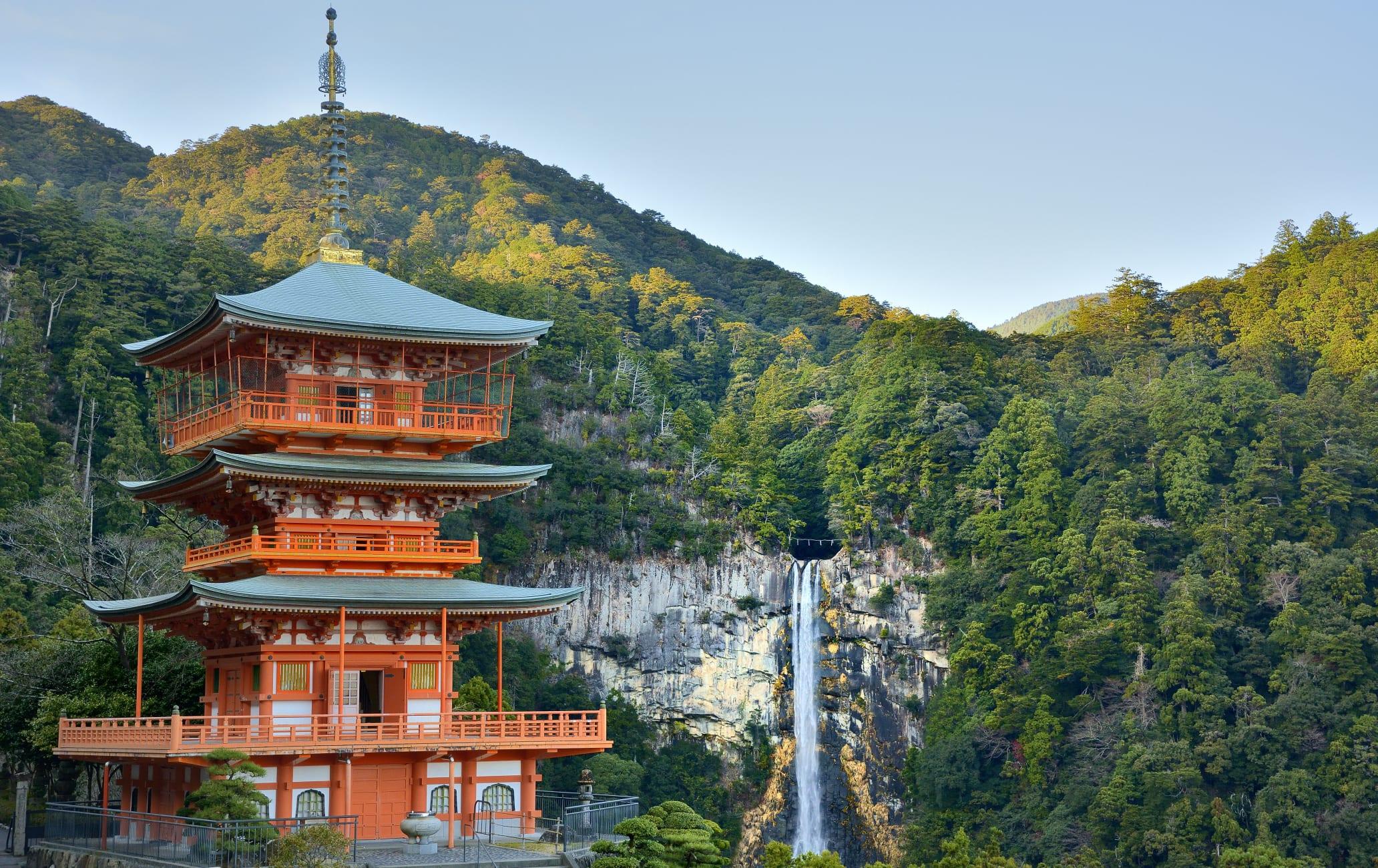Seiganto-ji Temple