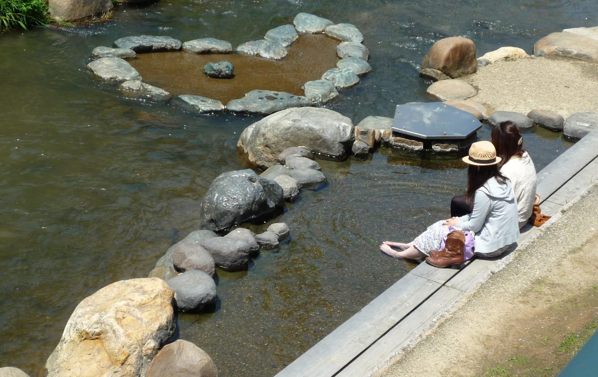 Tamatsukuri-onsen Hot Spring