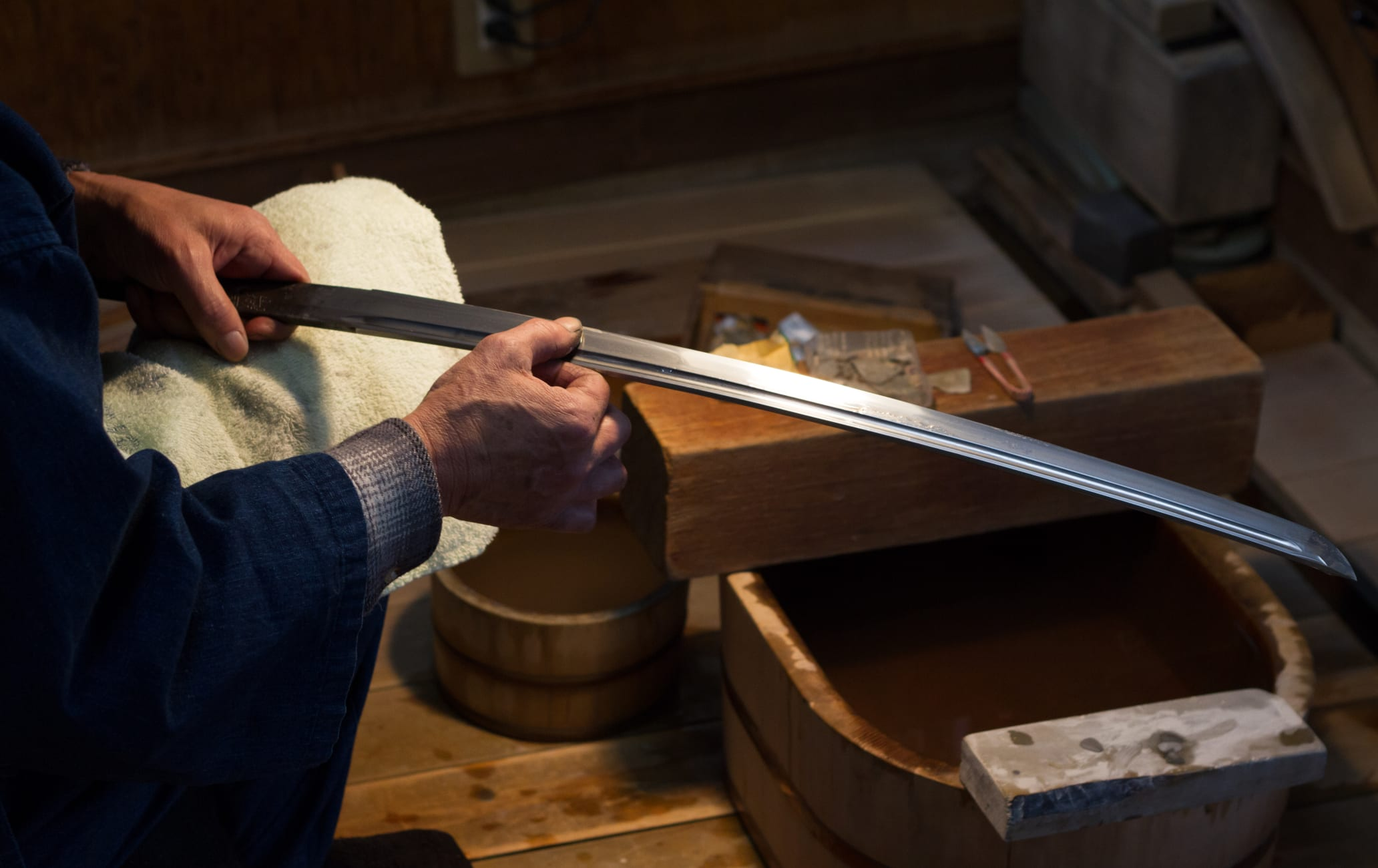 Bizen Osafune Japanese Sword Museum
