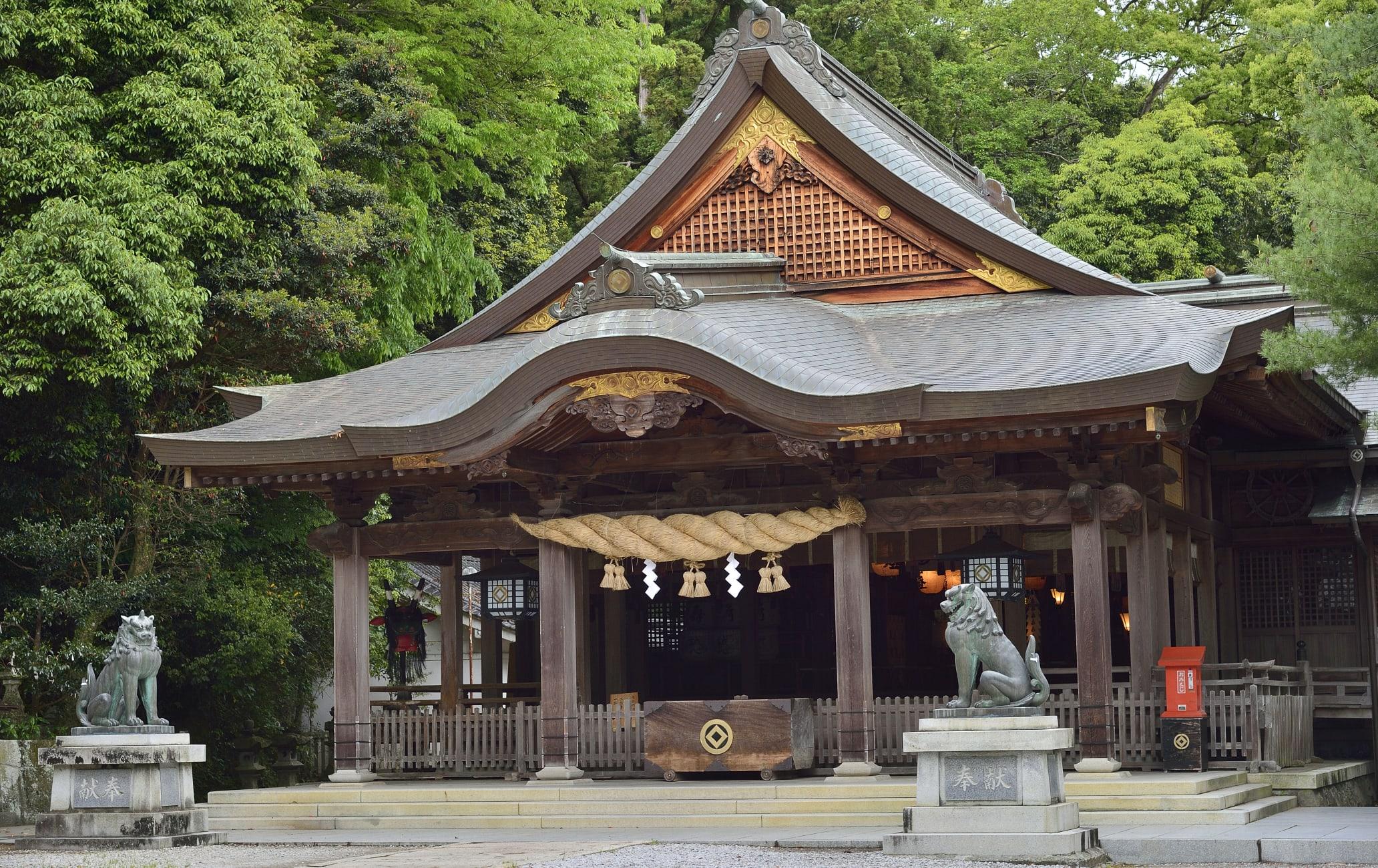 Warei Shrine