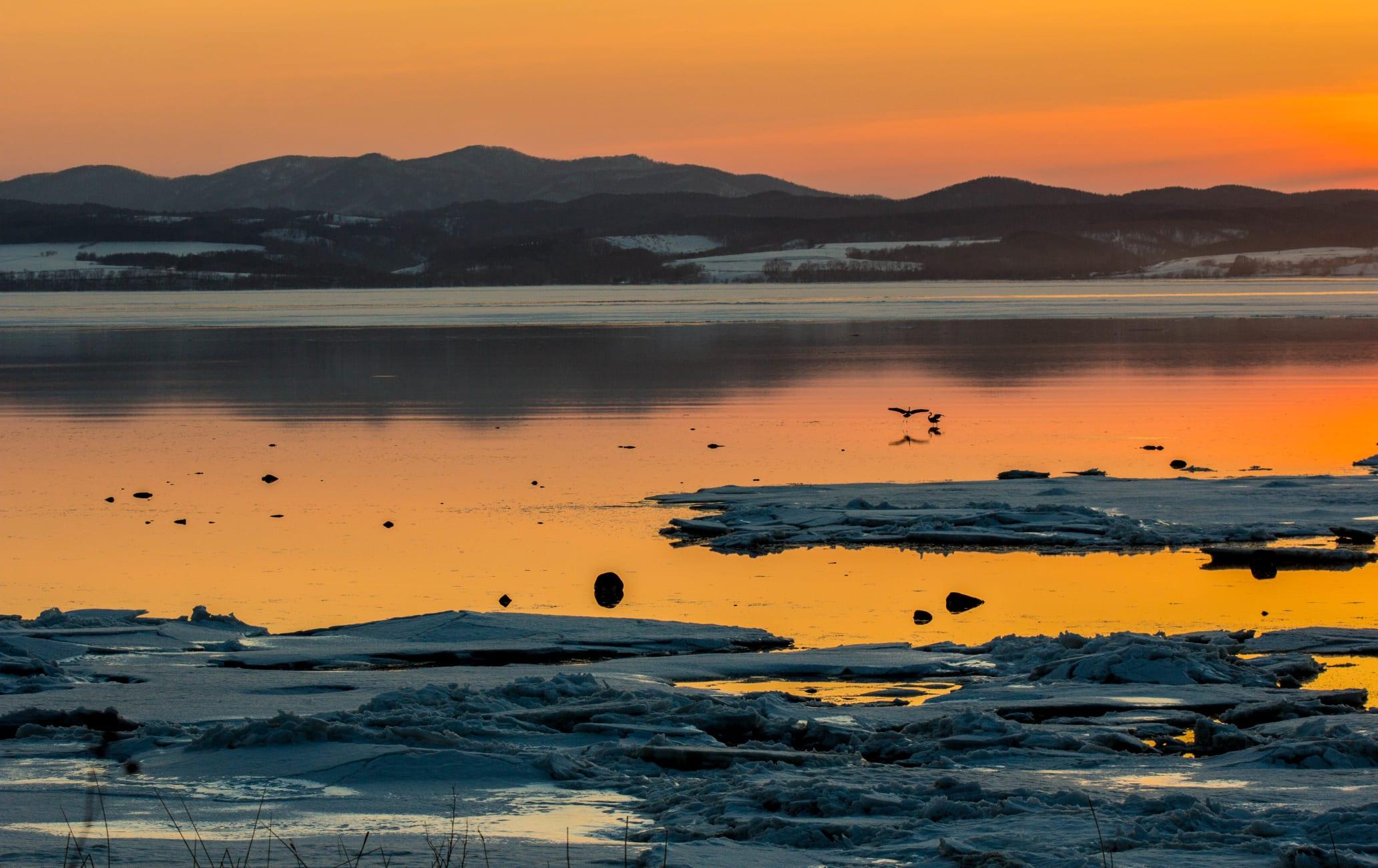 Lake Notoro-ko