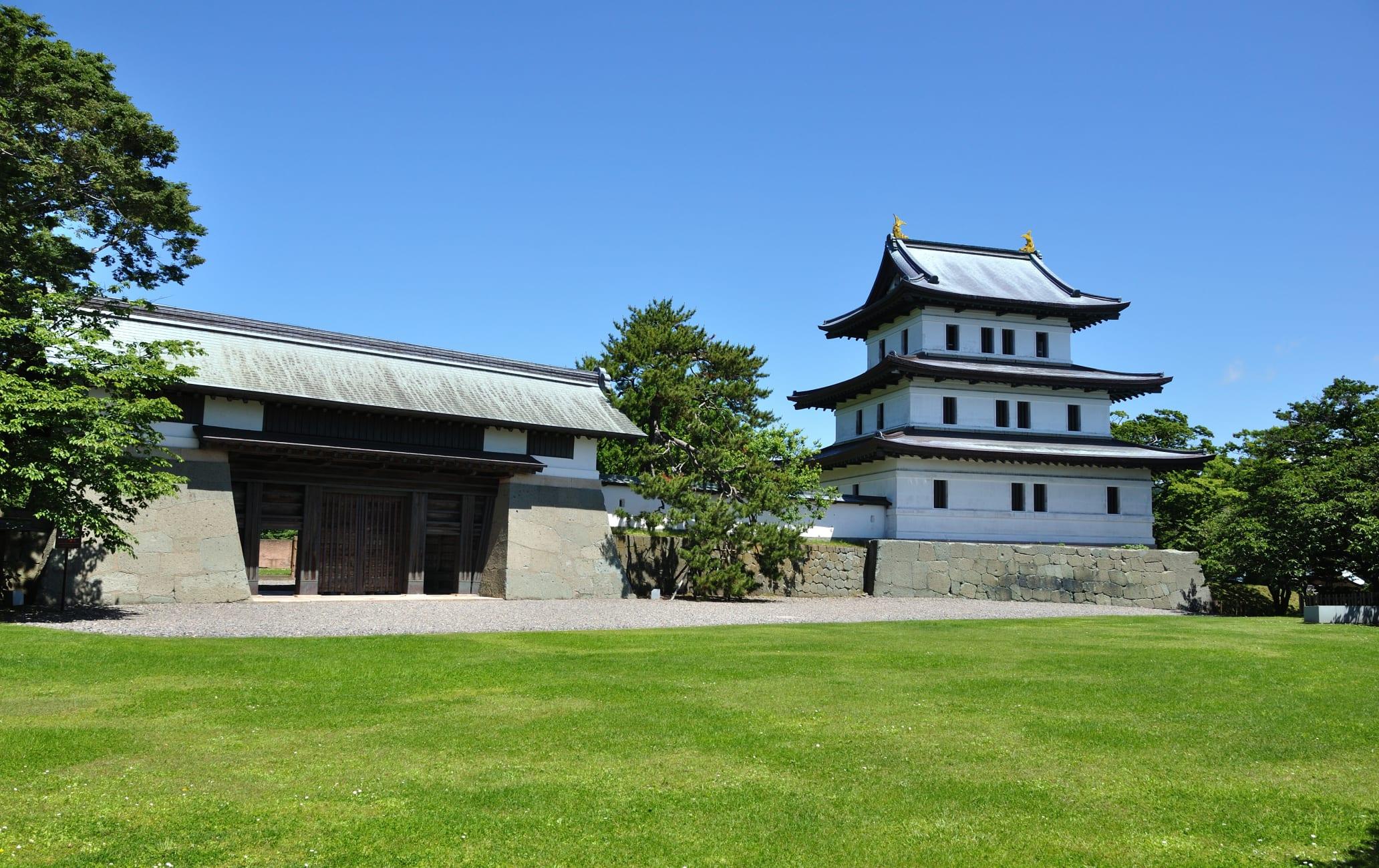 Matsumae Castle -Fukuyama Castle