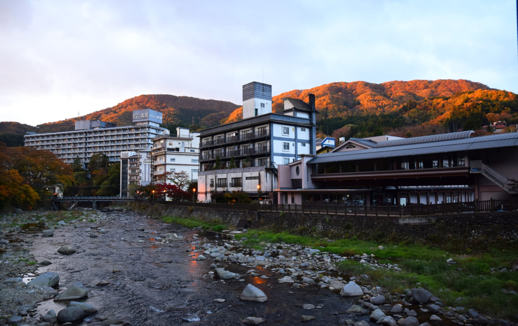 Shiobara Hot Springs Village