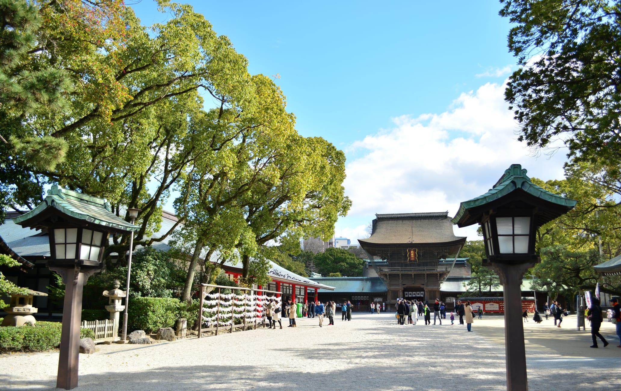 Hakozaki-gu Shrine