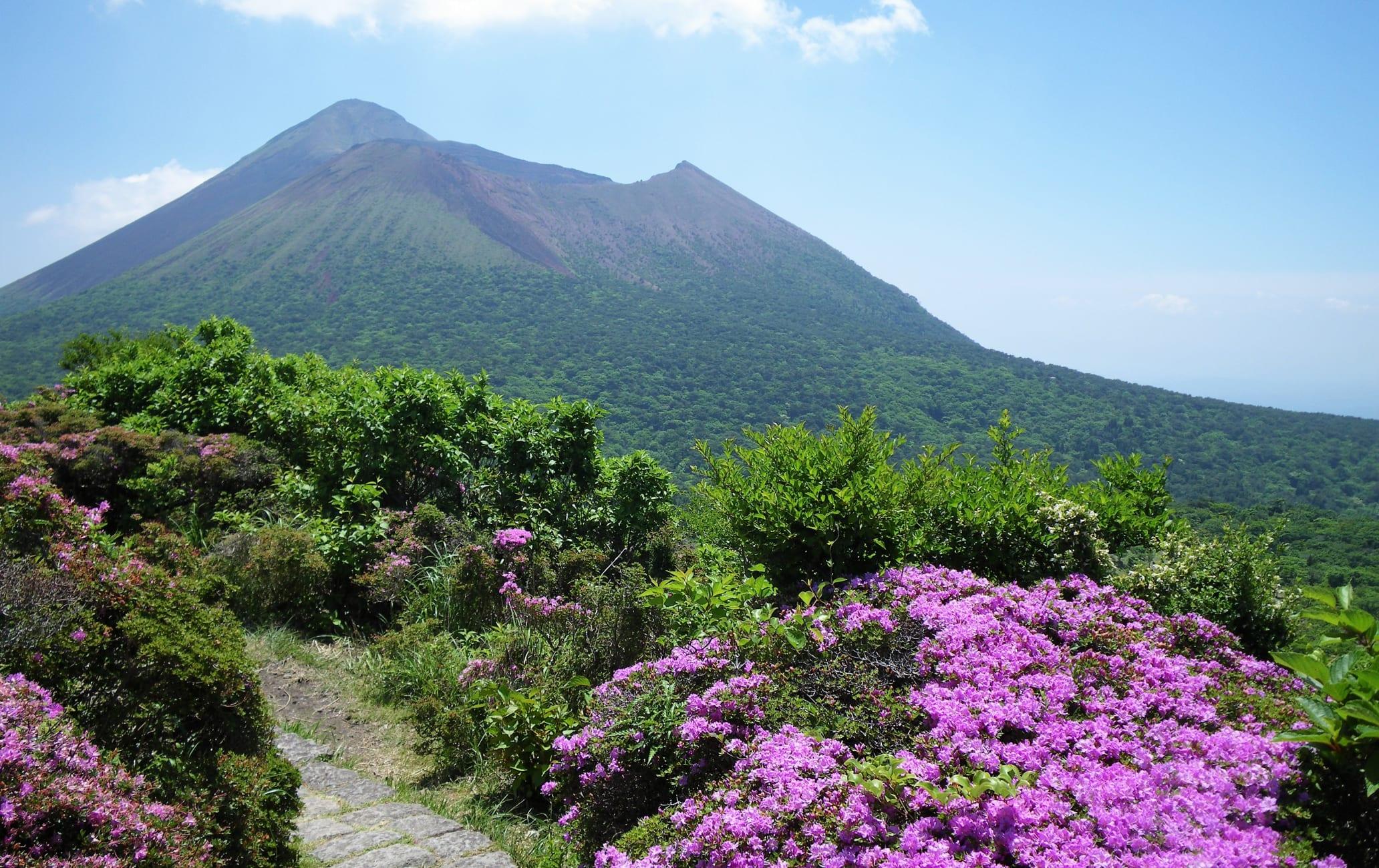 Mt. Kirishima