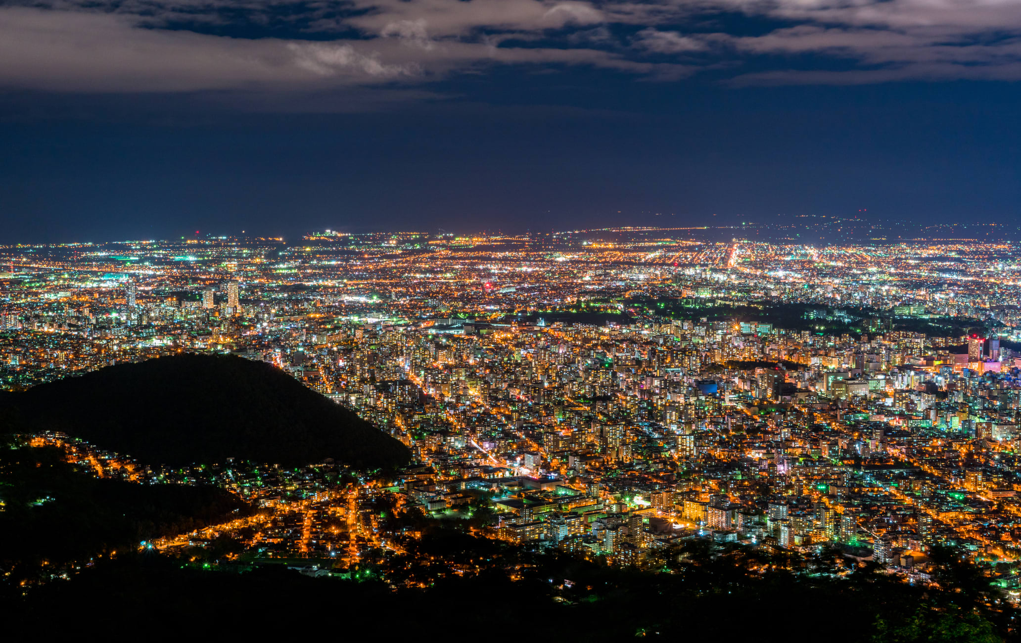 Mt Moiwa-yama